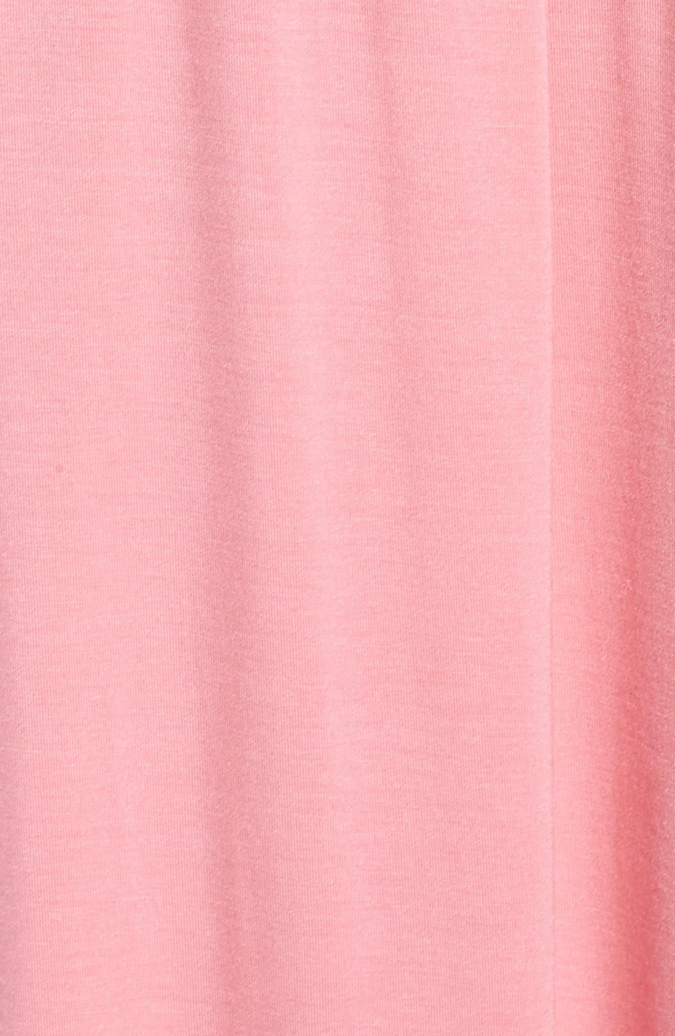 Alternate Image 6  - Eileen West Jersey Waltz Nightgown (Plus Size)