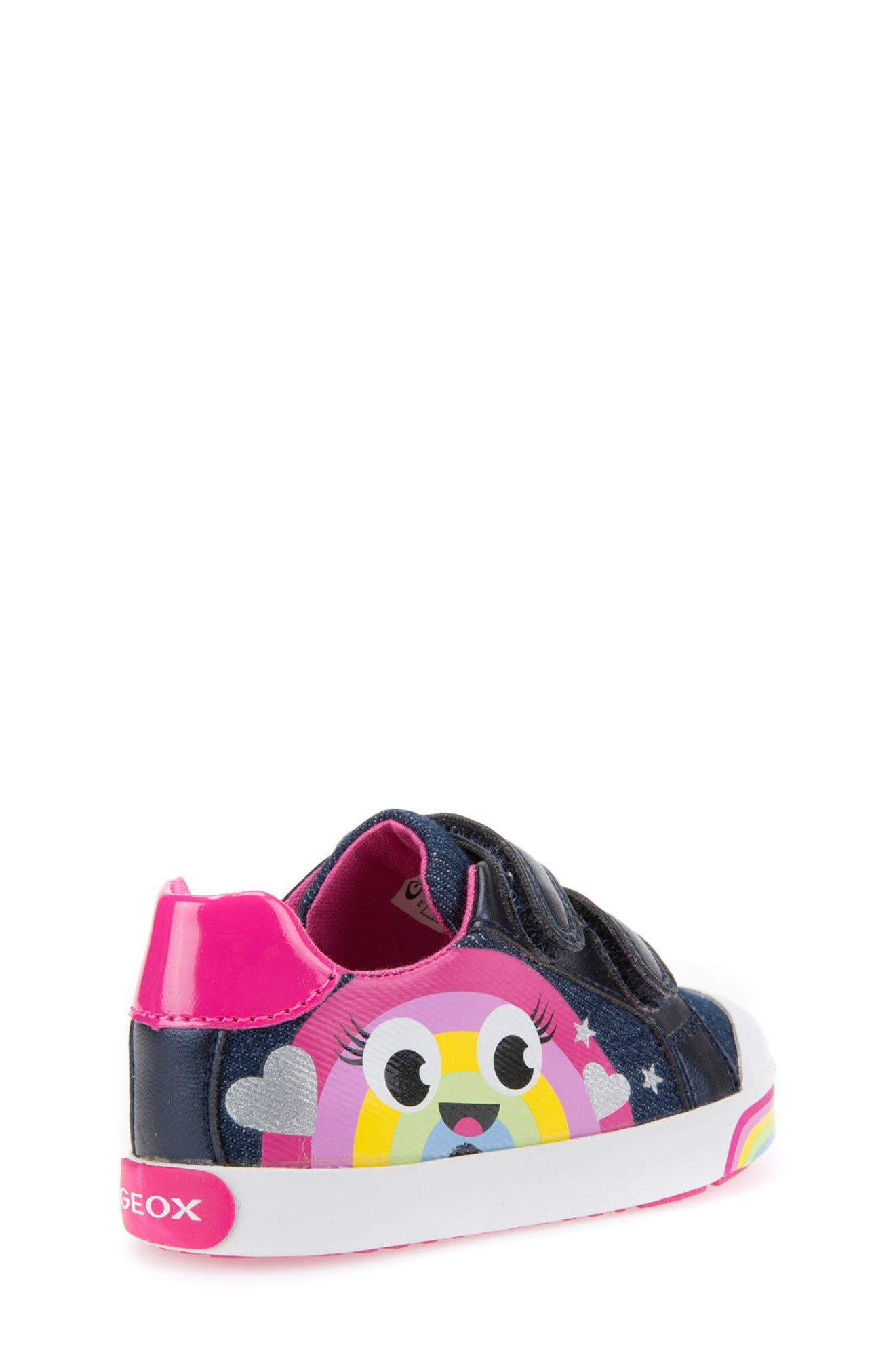 Kilwi Low Top Sneaker,                             Alternate thumbnail 2, color,                             Avio/ Multicolor