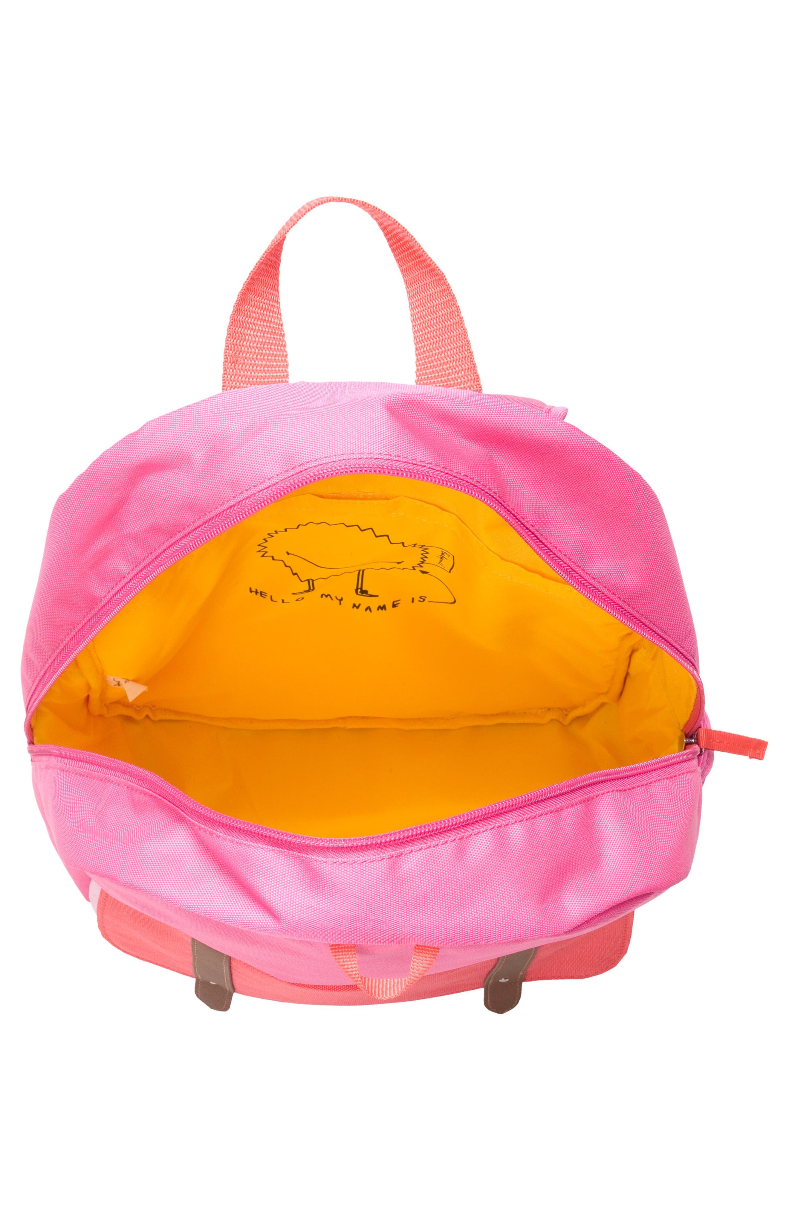 Alternate Image 8  - Babymel Zip & Zoe Colorblock Junior Backpack (Kids)