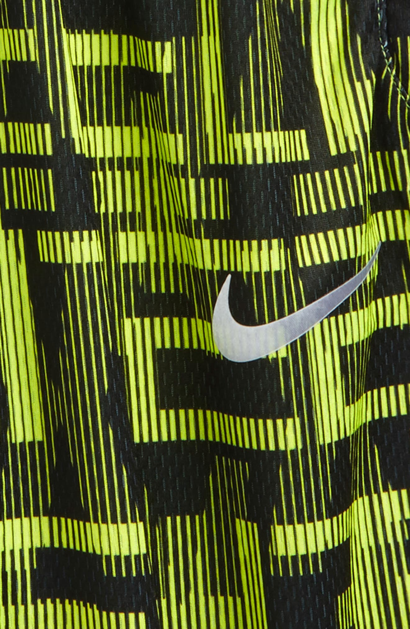 Dry Elite Basketball Shorts,                             Alternate thumbnail 2, color,                             Volt/ Black/ White