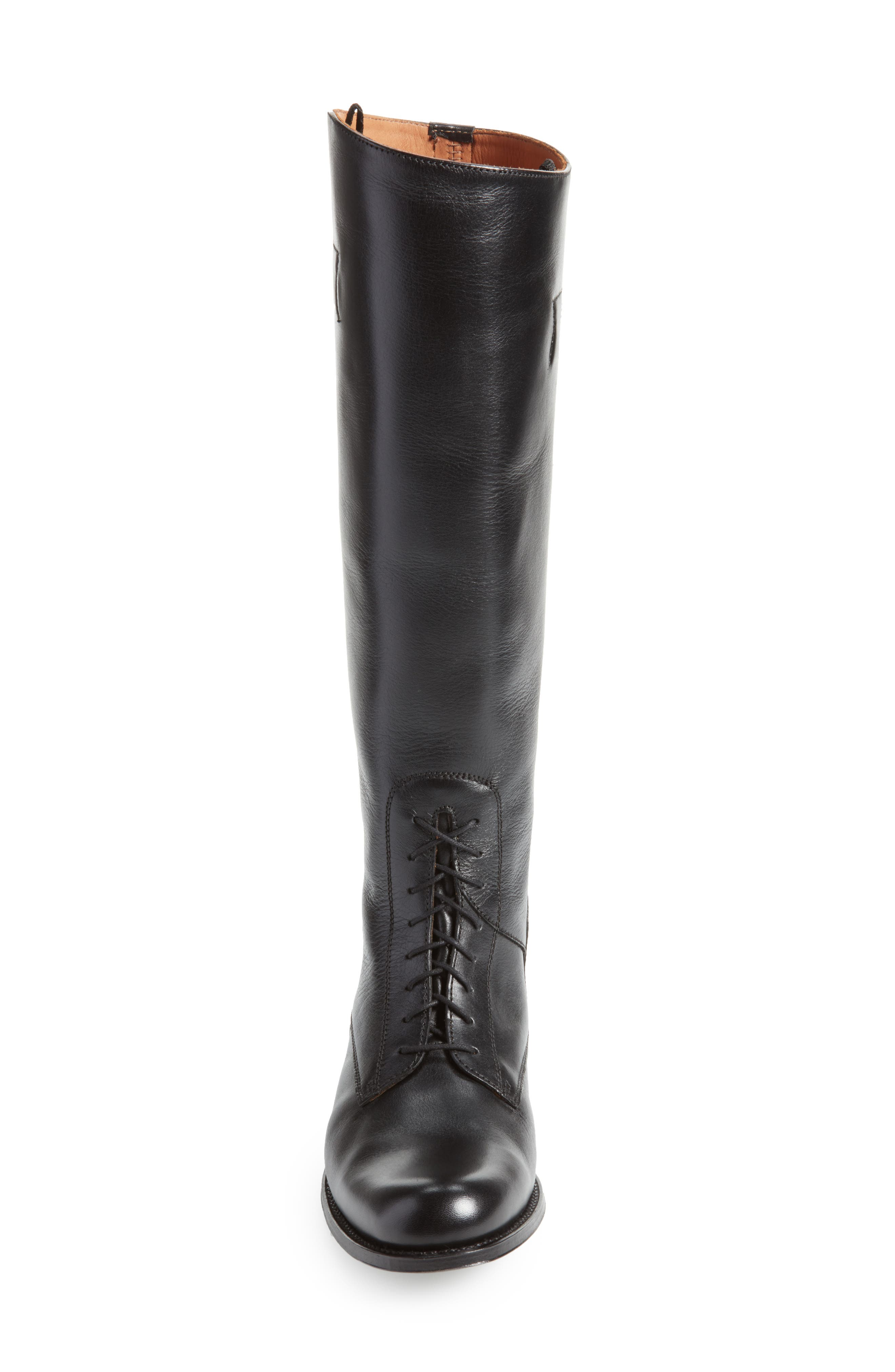 Two24 by Ariat Palencia Boot,                             Alternate thumbnail 4, color,                             Black Leather