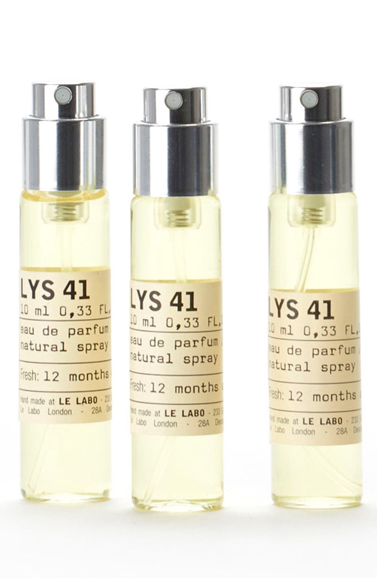 'Lys 41' Travel Tube Refill,                             Main thumbnail 1, color,                             No Color