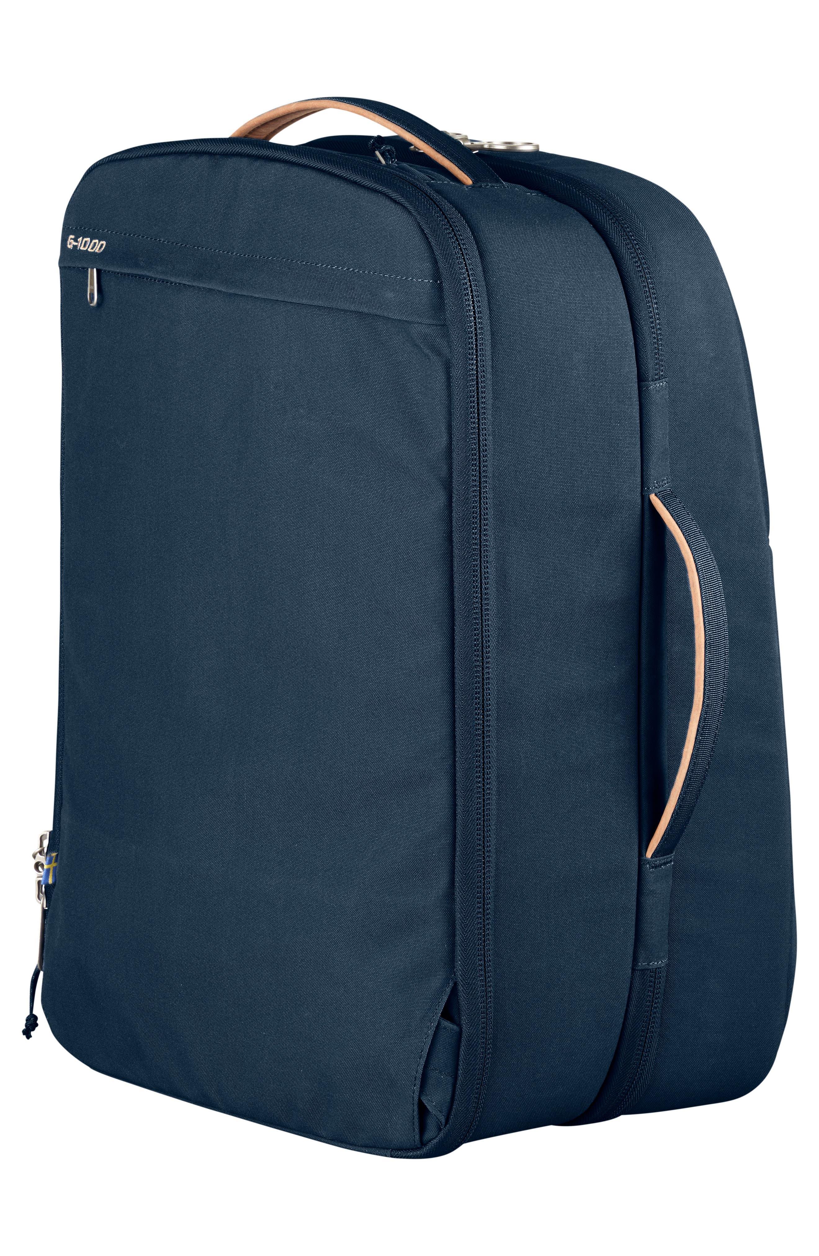 Travel Backpack,                             Alternate thumbnail 2, color,                             Navy