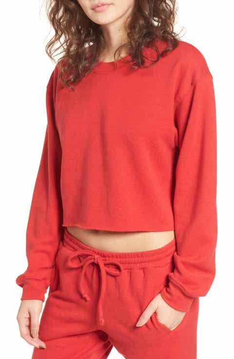 Sub_Urban Riot Gigi Crop Sweatshirt