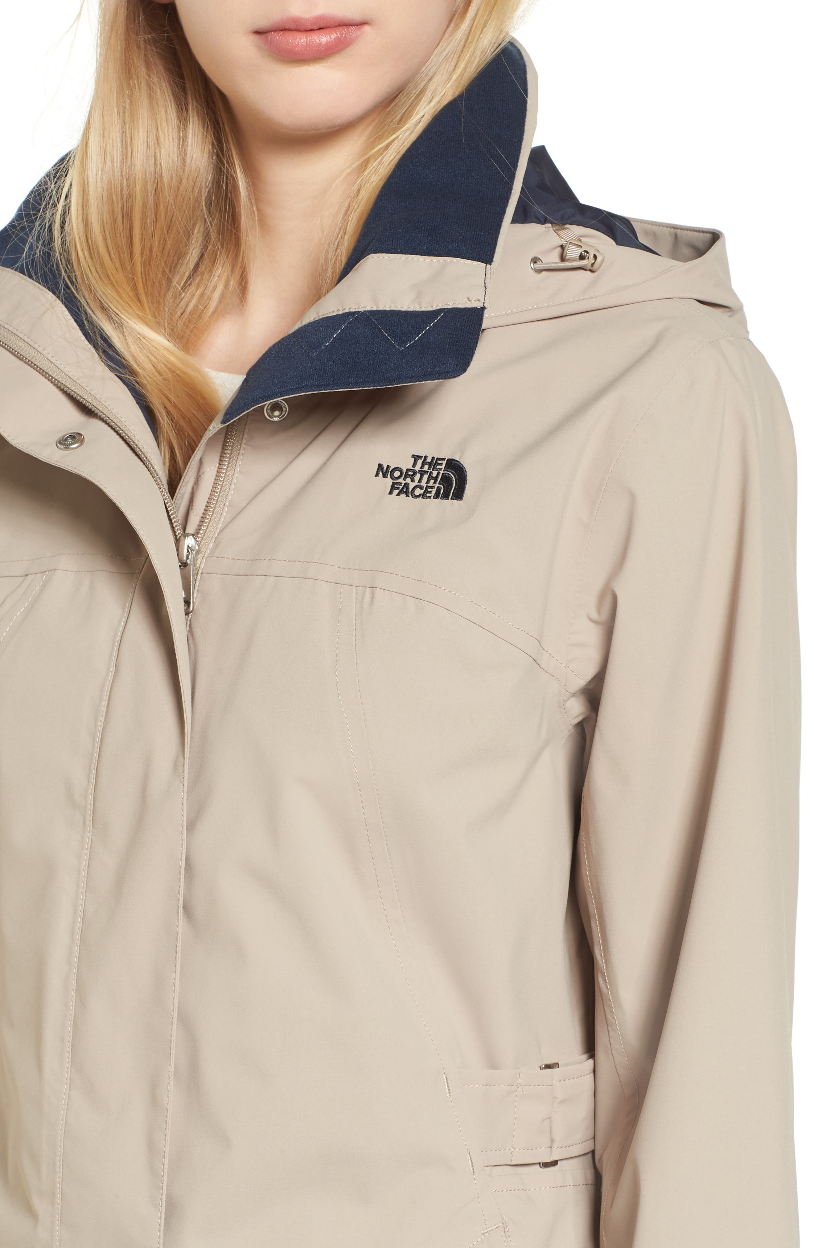 Alternate Image 4  - The North Face Laney II Trench Raincoat