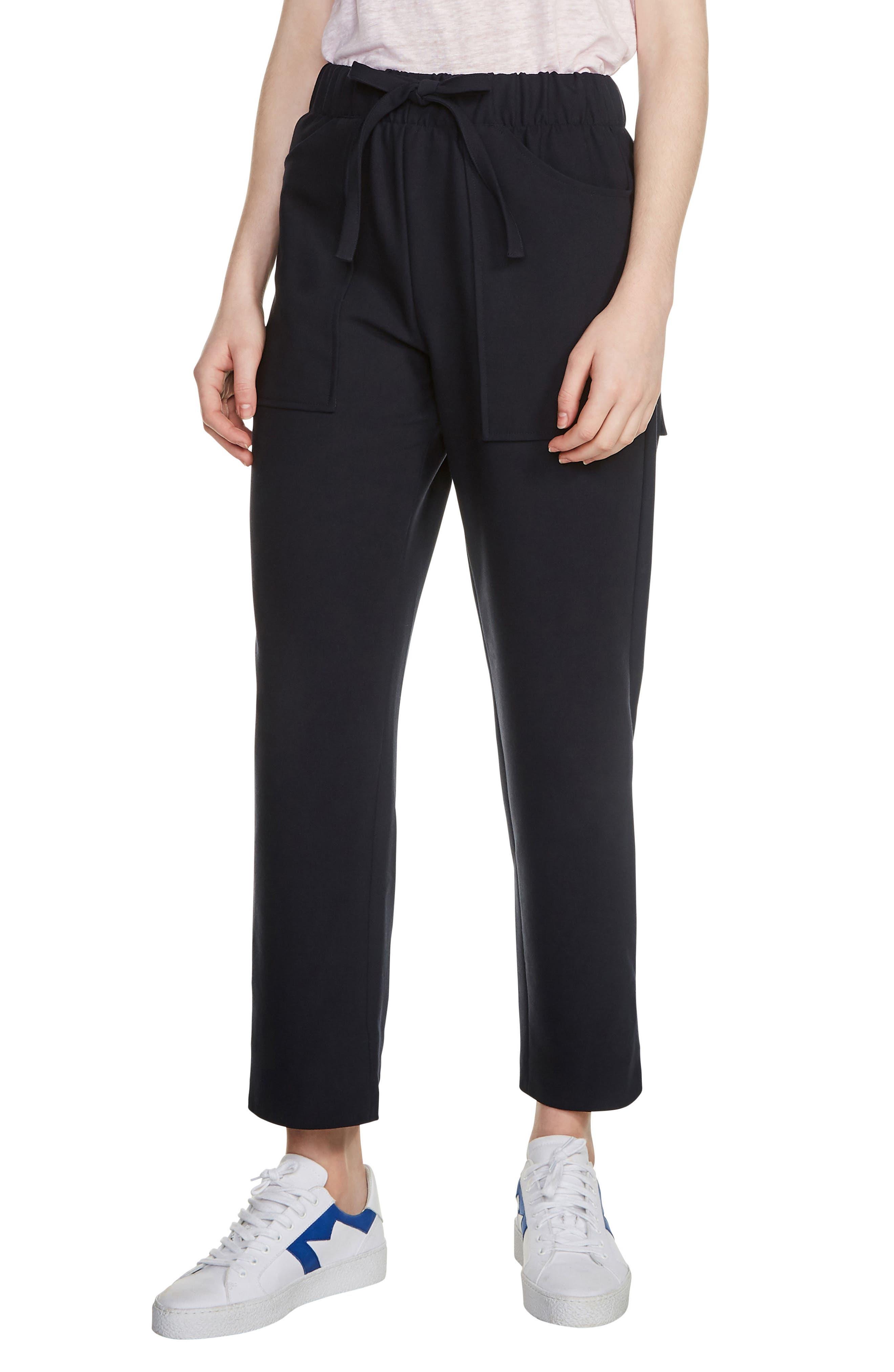 maje Pavot Drawstring Pants