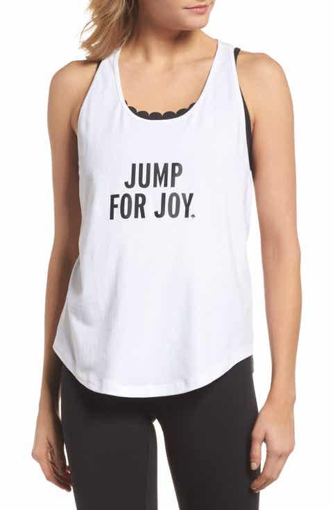 kate spade new york jump for joy tank