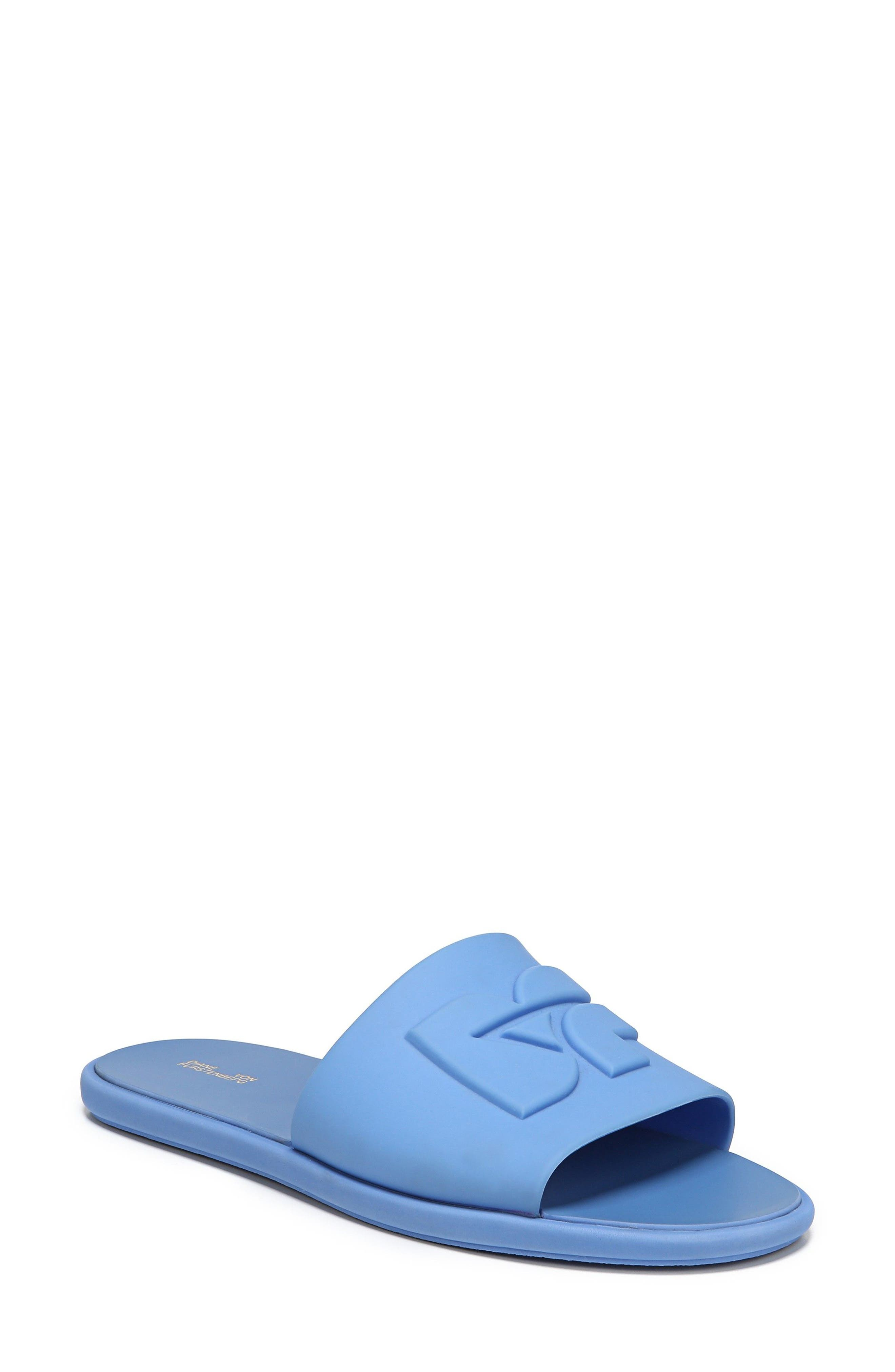 Diane von Furstenberg Kellan Slide Sandal (Women)