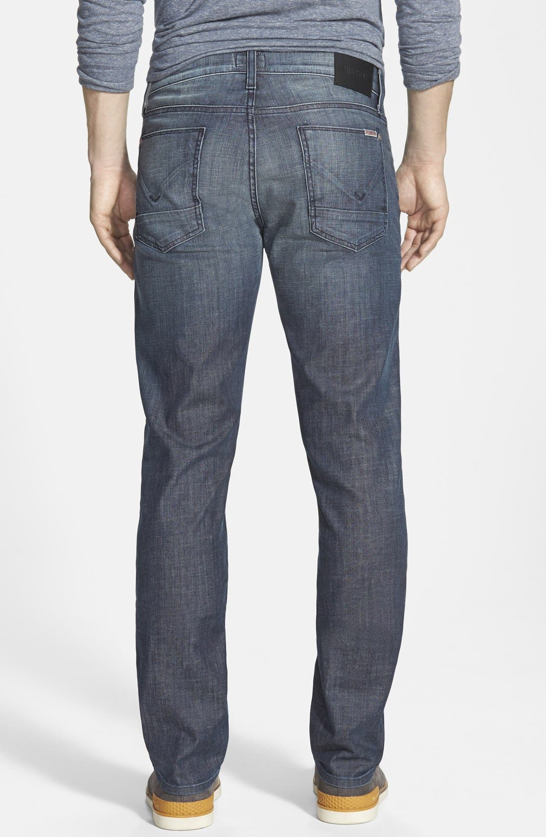 Alternate Image 3  - Hudson Jeans 'Byron' Slim Straight Leg Jeans (Commander)