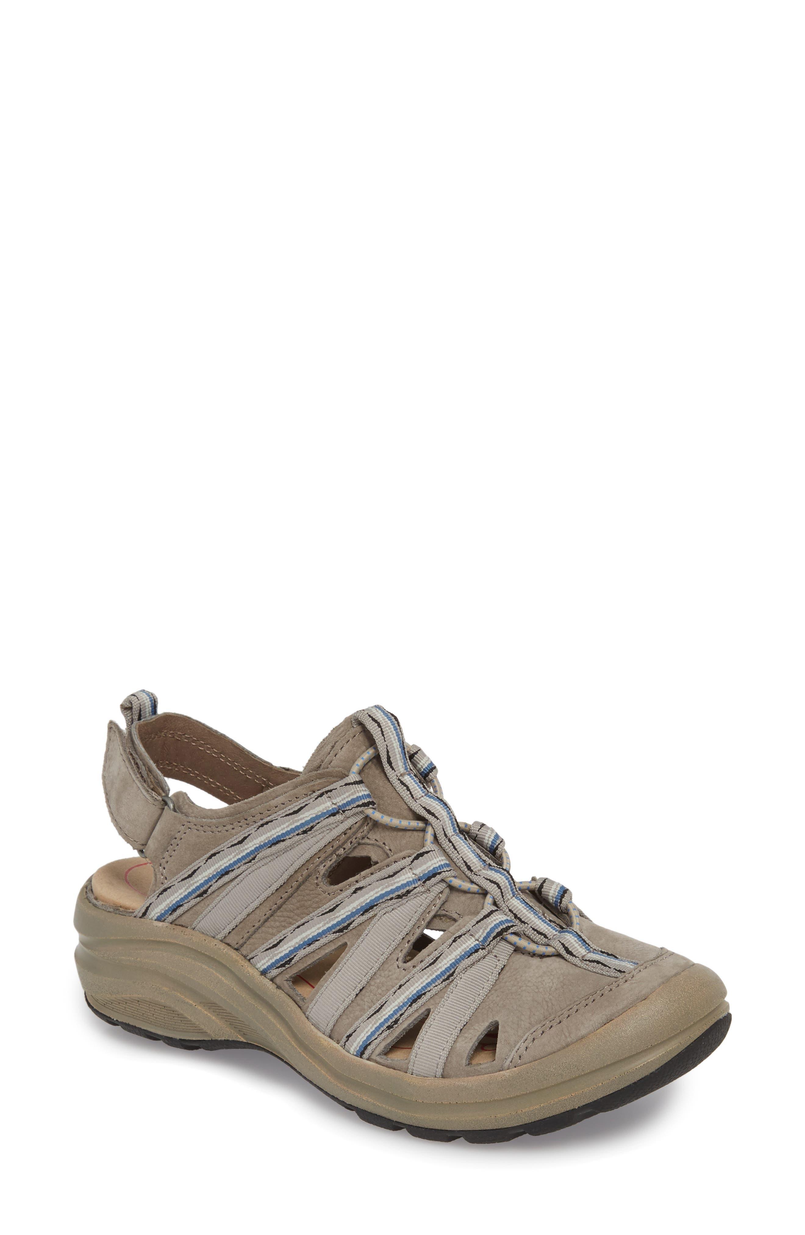 Malabar Sport Sandal,                         Main,                         color, Paper Mache Leather