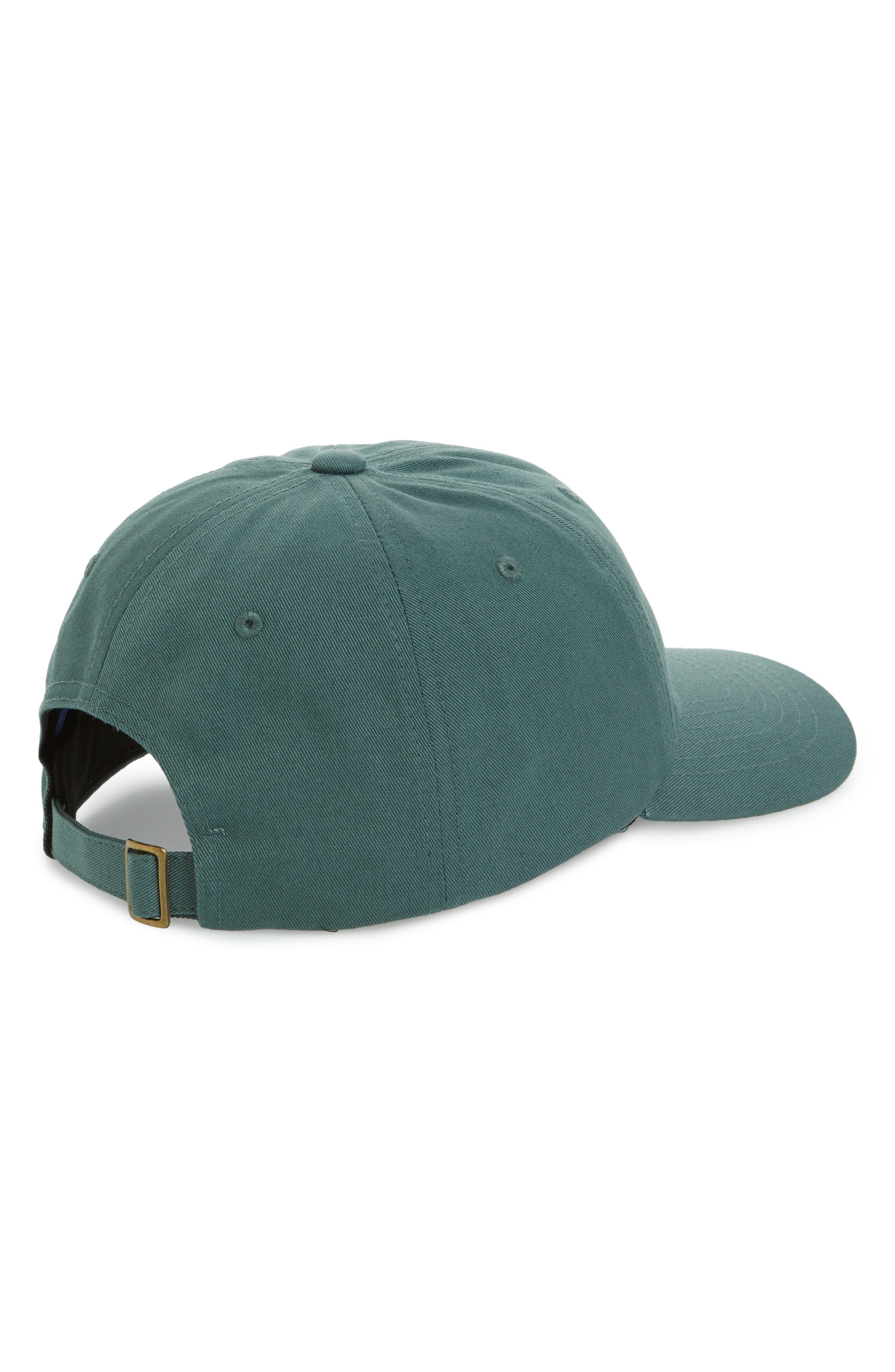 Wheeler Baseball Cap,                             Alternate thumbnail 2, color,                             Chive