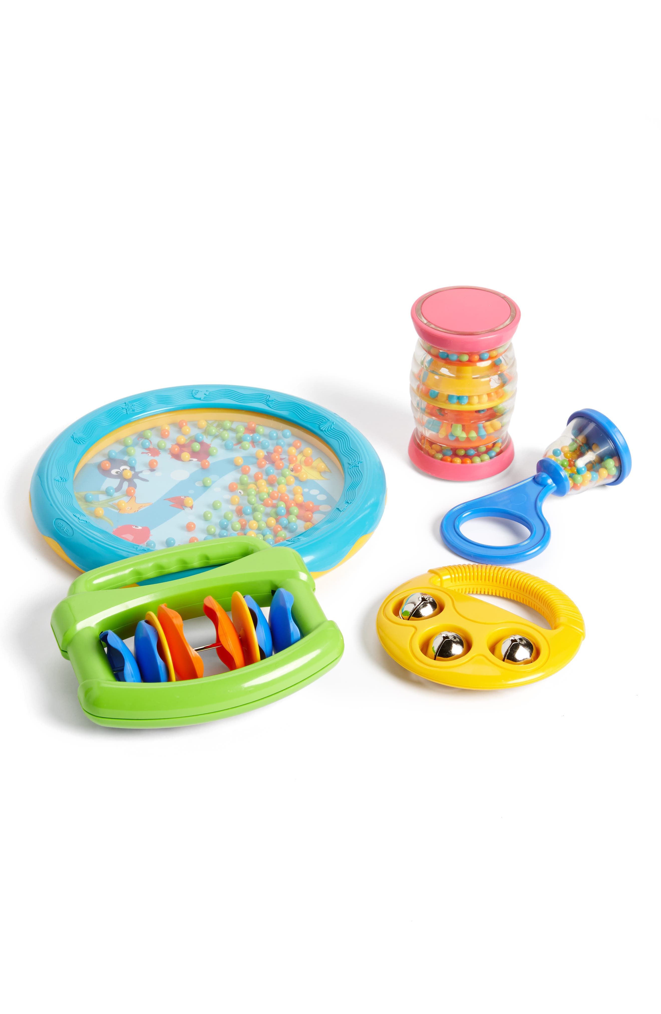 edushape Baby's First Birthday 5-Piece Play Set