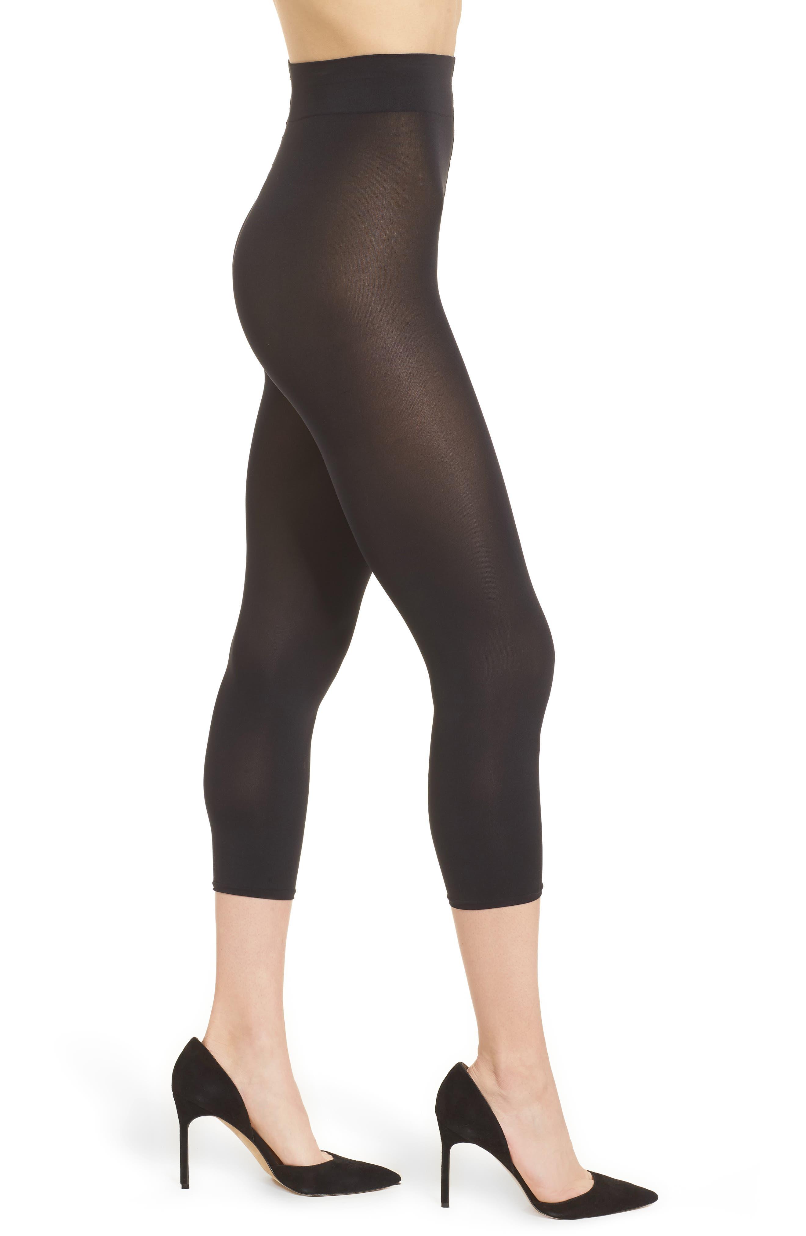 Velvet 66 Capri Pants,                             Main thumbnail 1, color,                             Black