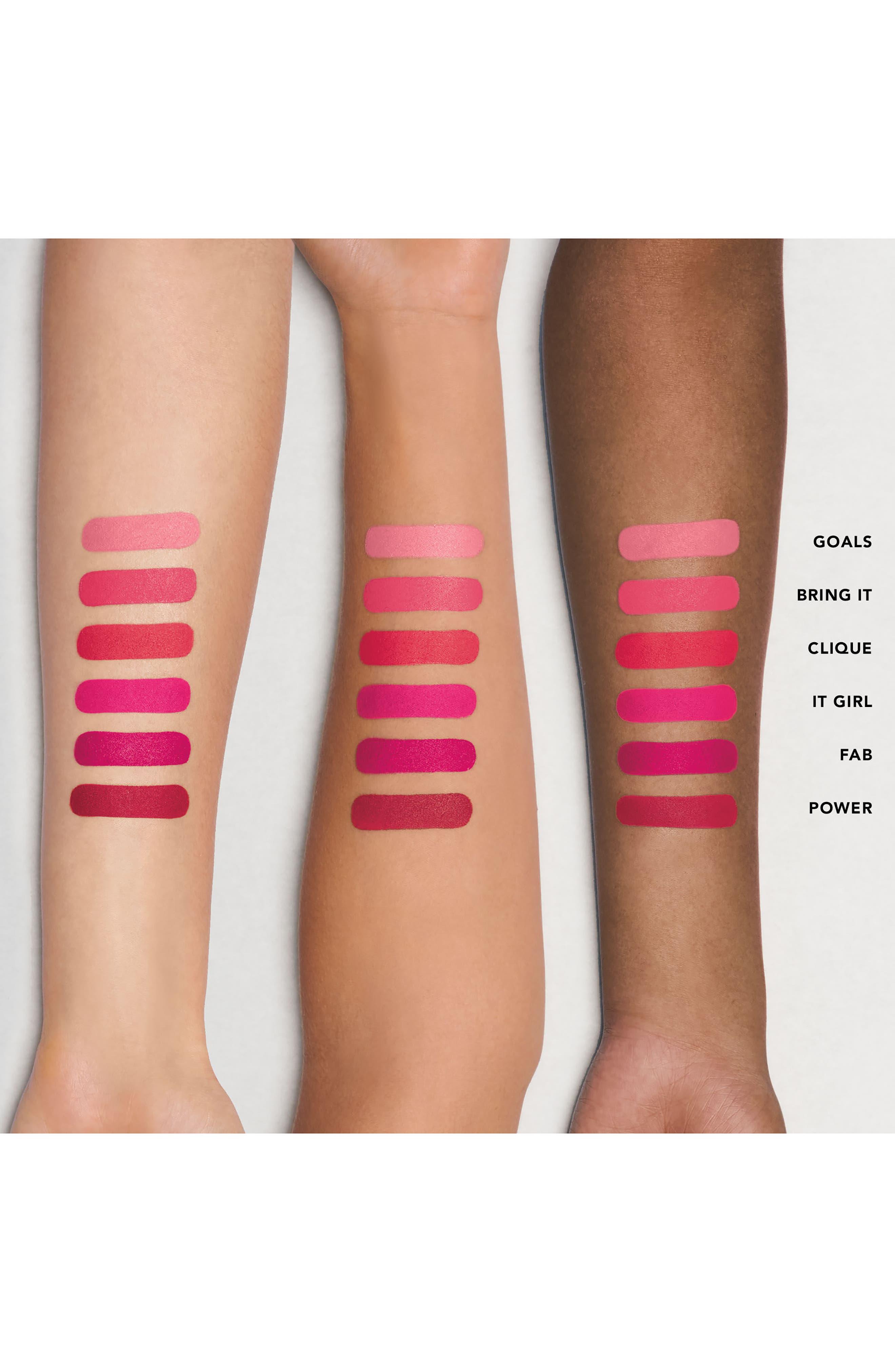Alternate Image 5  - Laura Mercier Velour Extreme Matte Lipstick