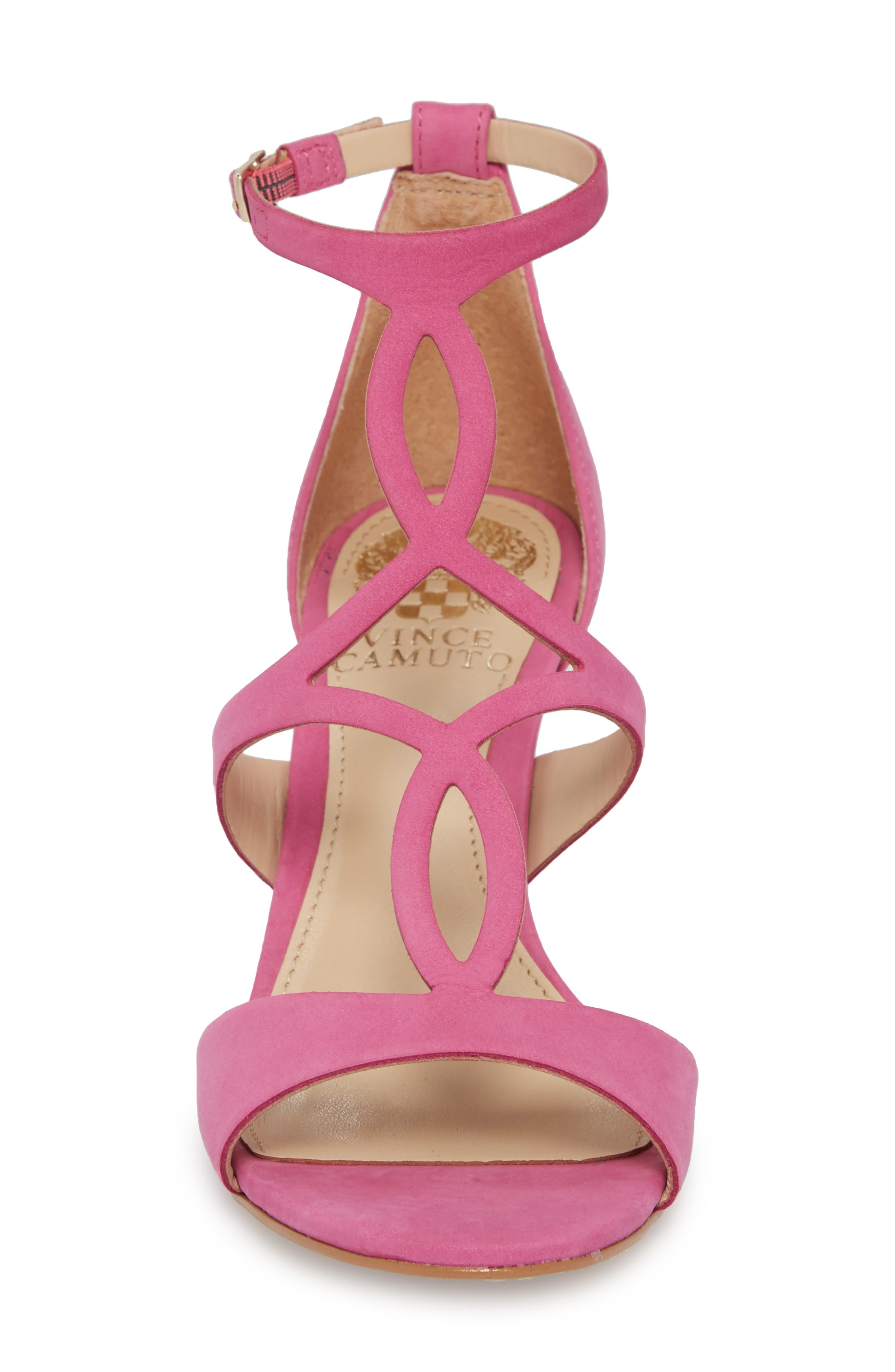 Payto Sandal,                             Alternate thumbnail 4, color,                             Pink Leather