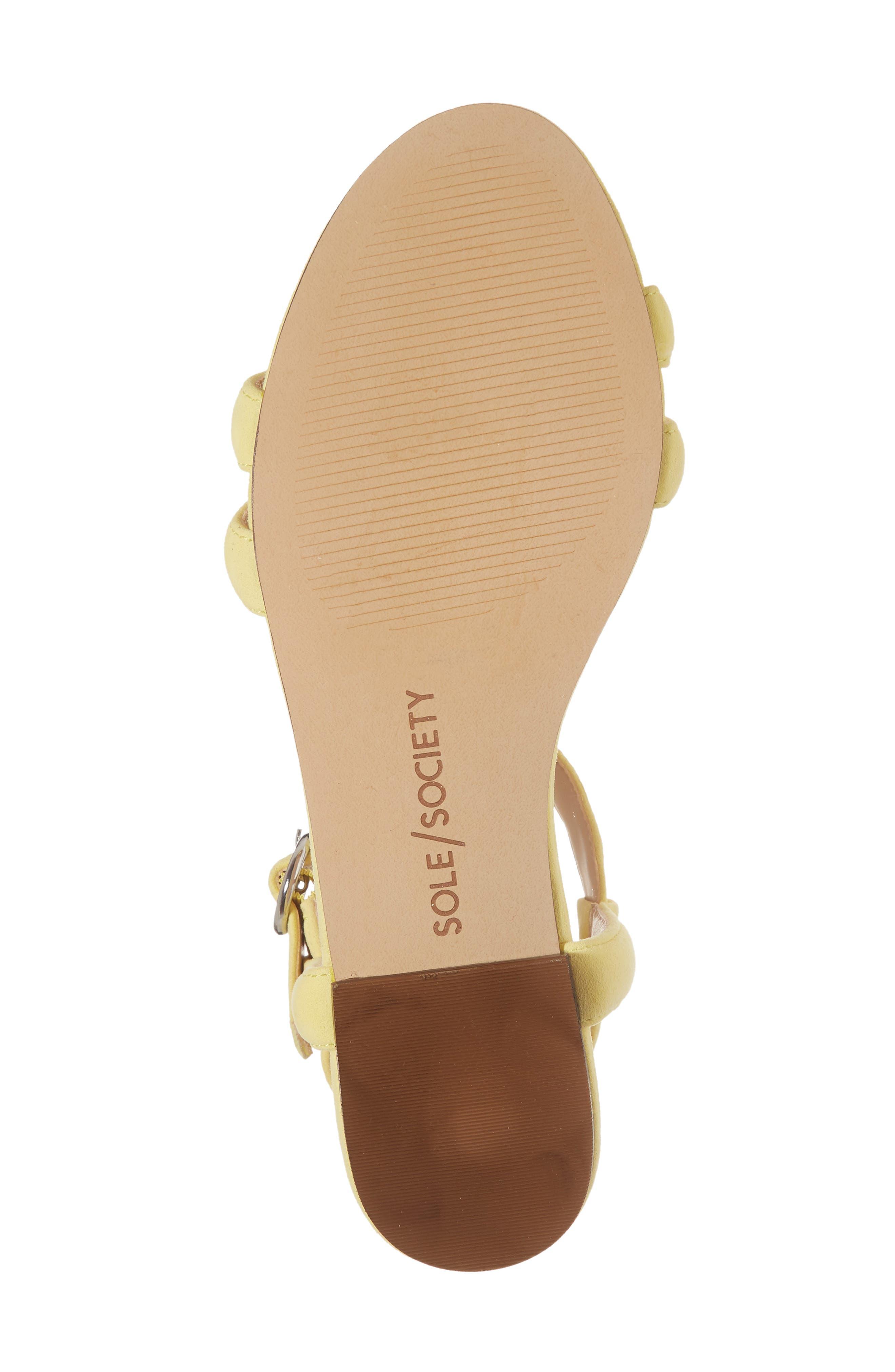 Alternate Image 6  - Sole Society Malie Sandal (Women)