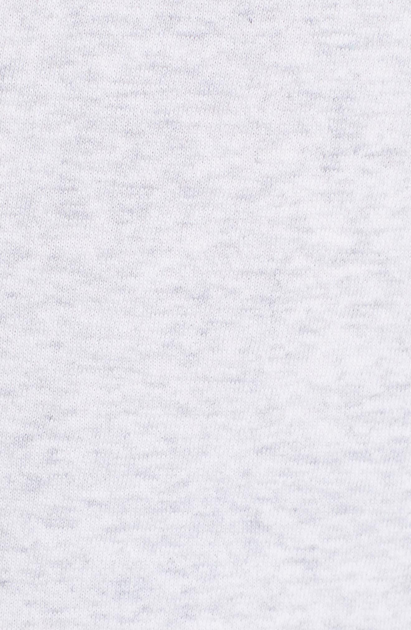 Alternate Image 5  - Rebecca Minkoff Girl Power Sweatshirt