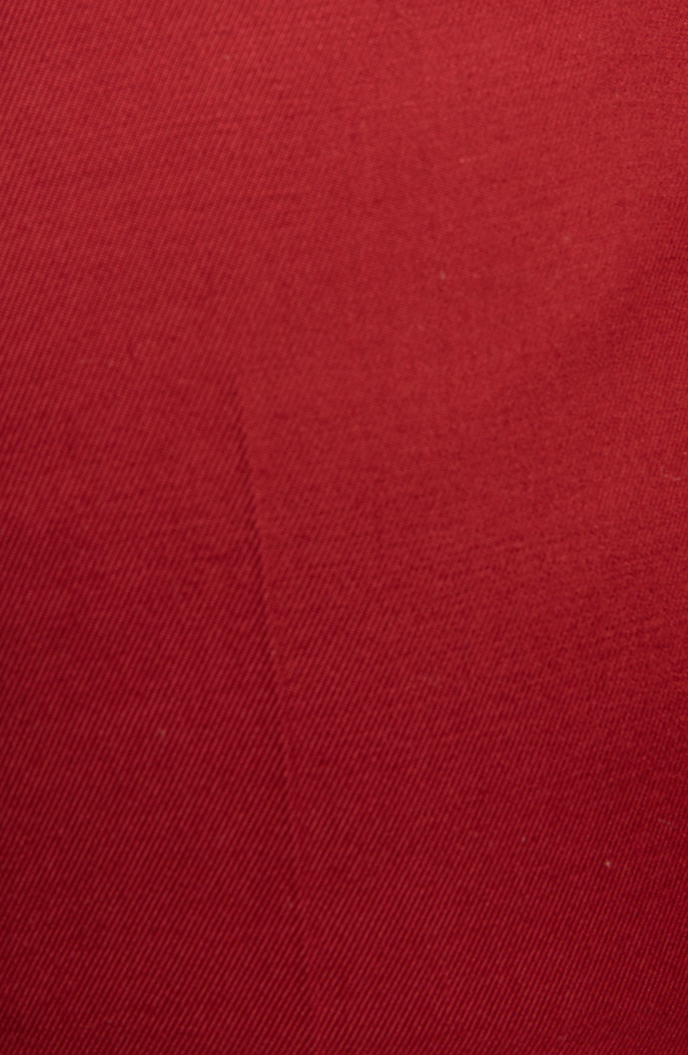 Tohny Suit Pants,                             Alternate thumbnail 6, color,                             Crimson Red