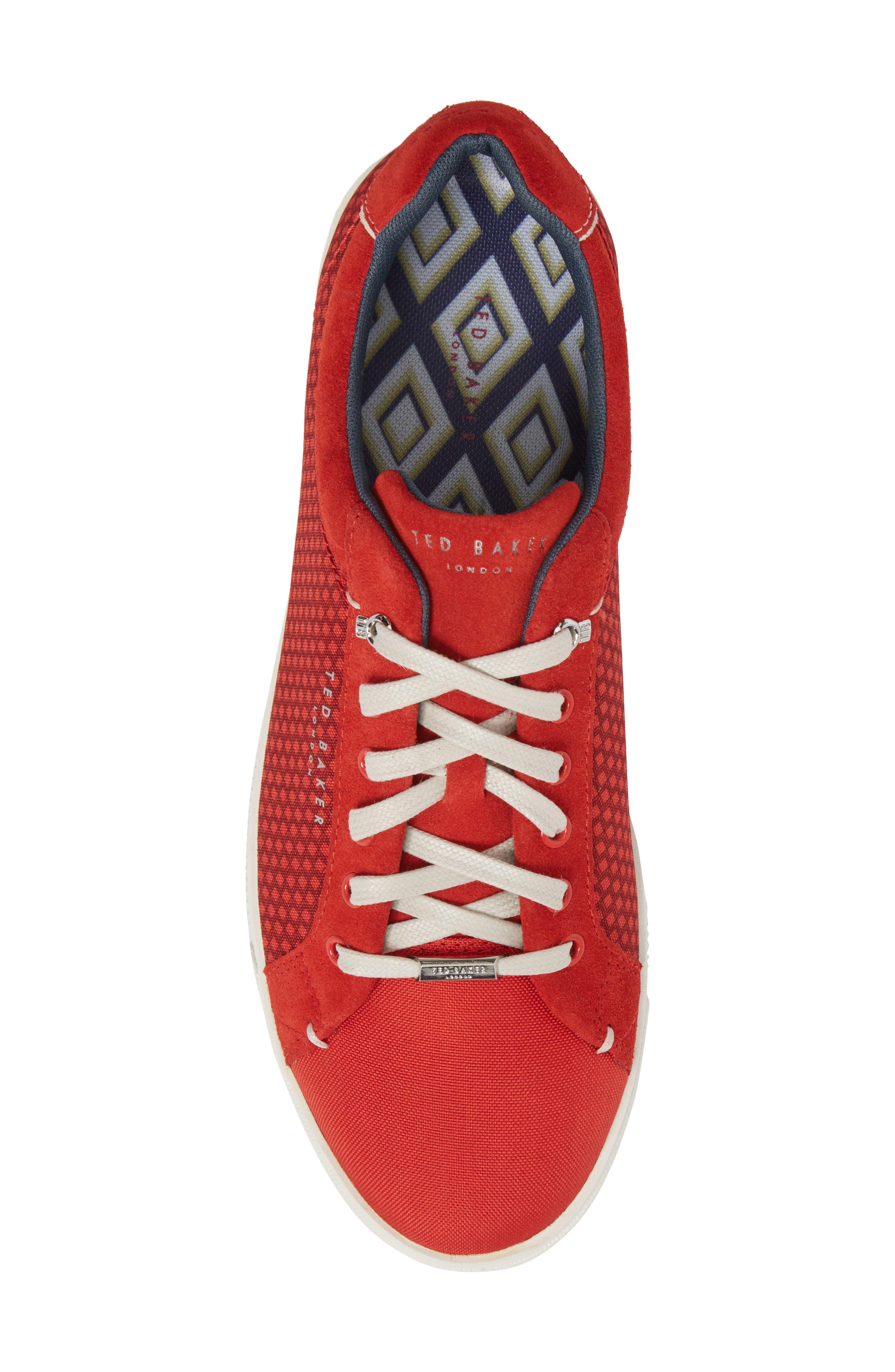 Alternate Image 5  - Ted Baker London Sarpio Sneaker (Men)