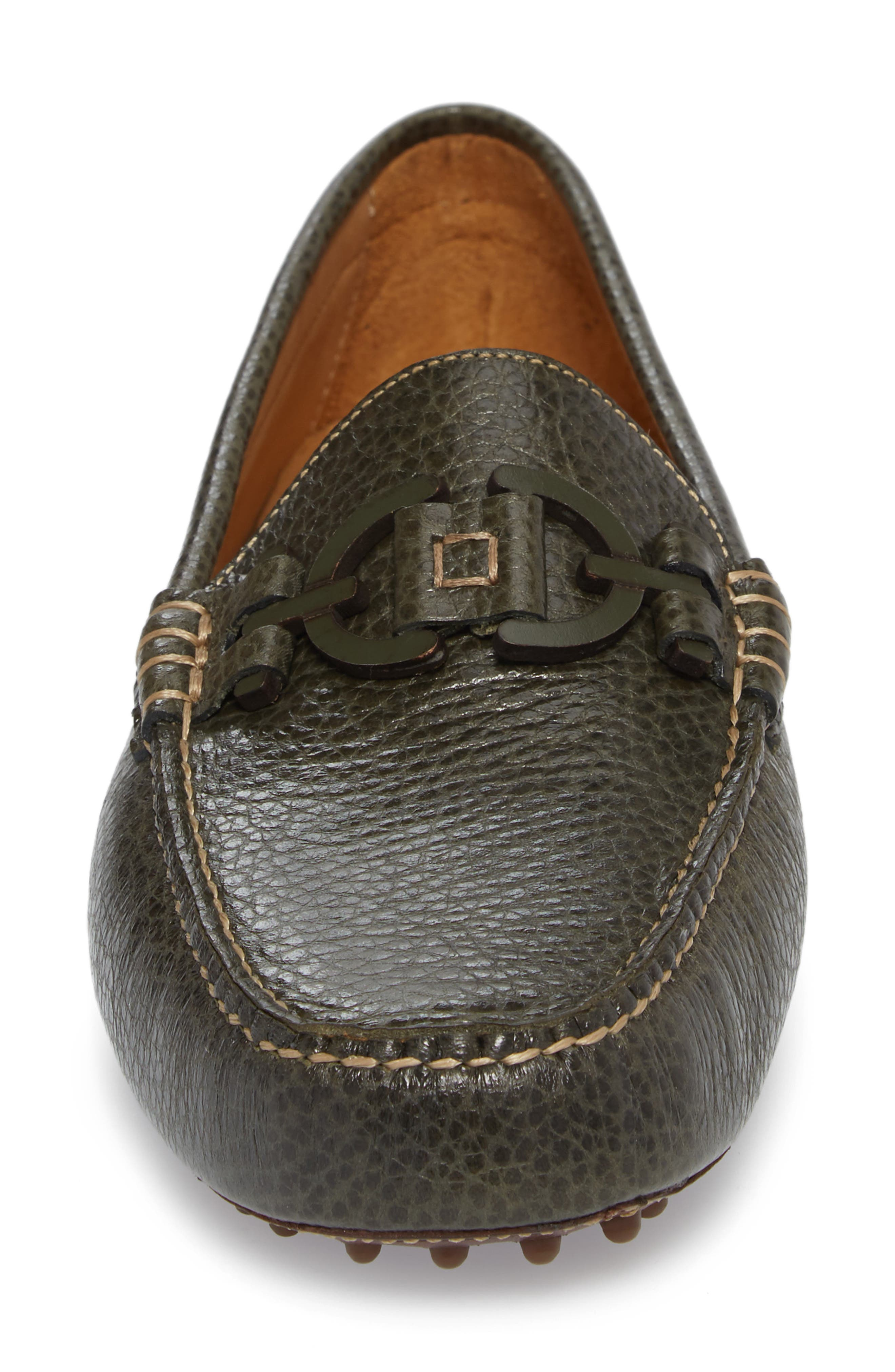 Alternate Image 4  - Donald Pliner Riel Driving Shoe (Men)
