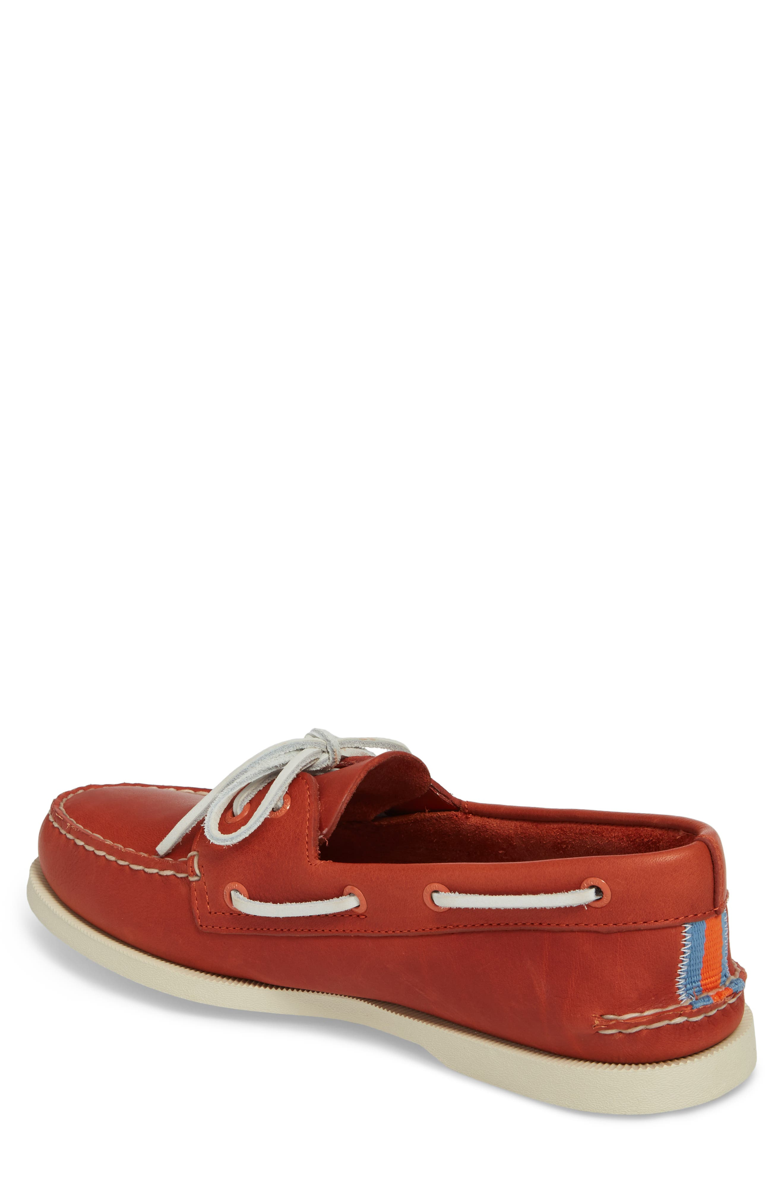 Alternate Image 2  - Sperry AO 2 Eye Daytona Boat Shoe (Men)