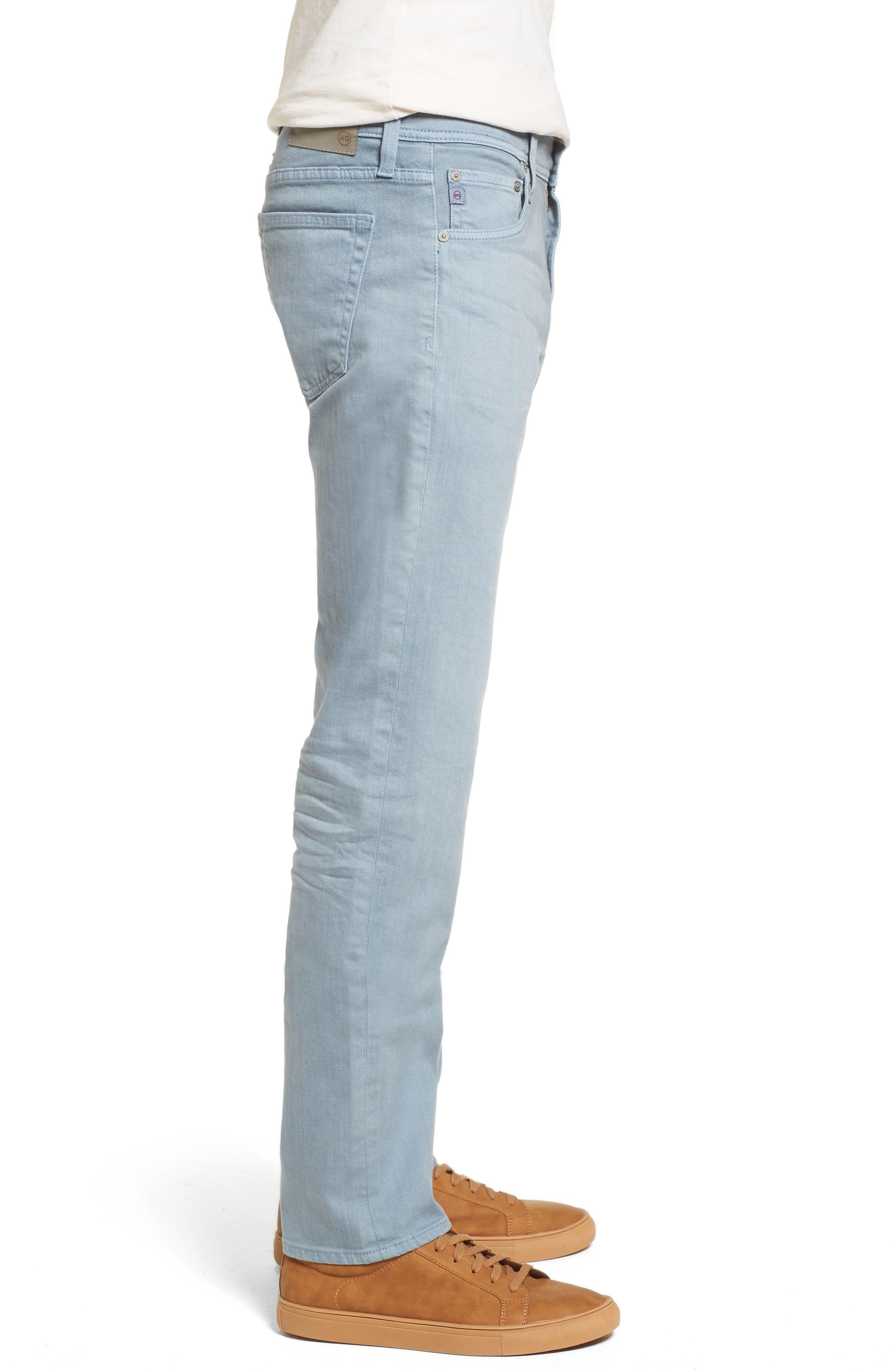 Tellis Slim Fit Jeans,                             Alternate thumbnail 3, color,                             7 Years Ocean Mist