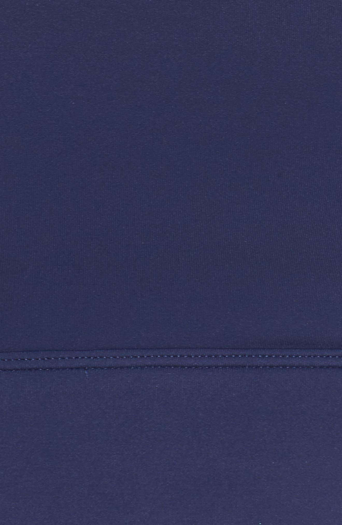 Feliz Sports Bra,                             Alternate thumbnail 6, color,                             Medieval Blue
