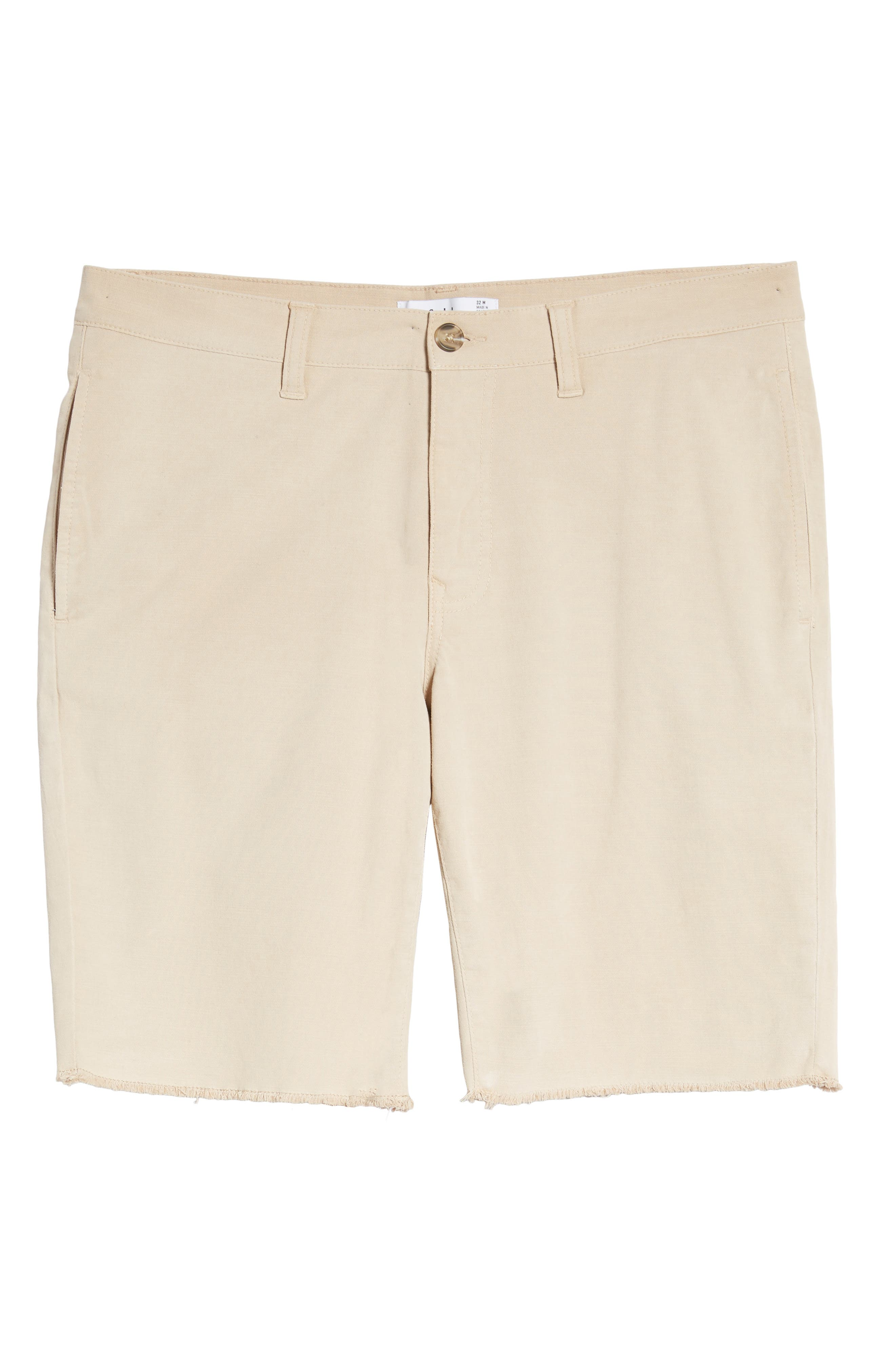 Alternate Image 6  - The Rail Frost Wash Shorts