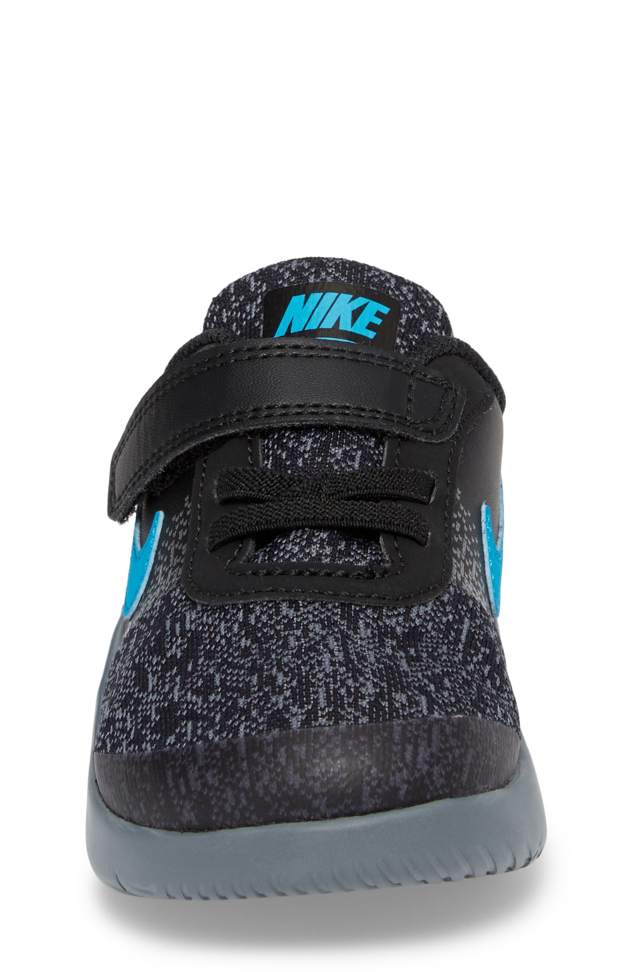 Alternate Image 4  - Nike Flex Contact Running Shoe (Baby, Walker, Toddler & Little Kid)