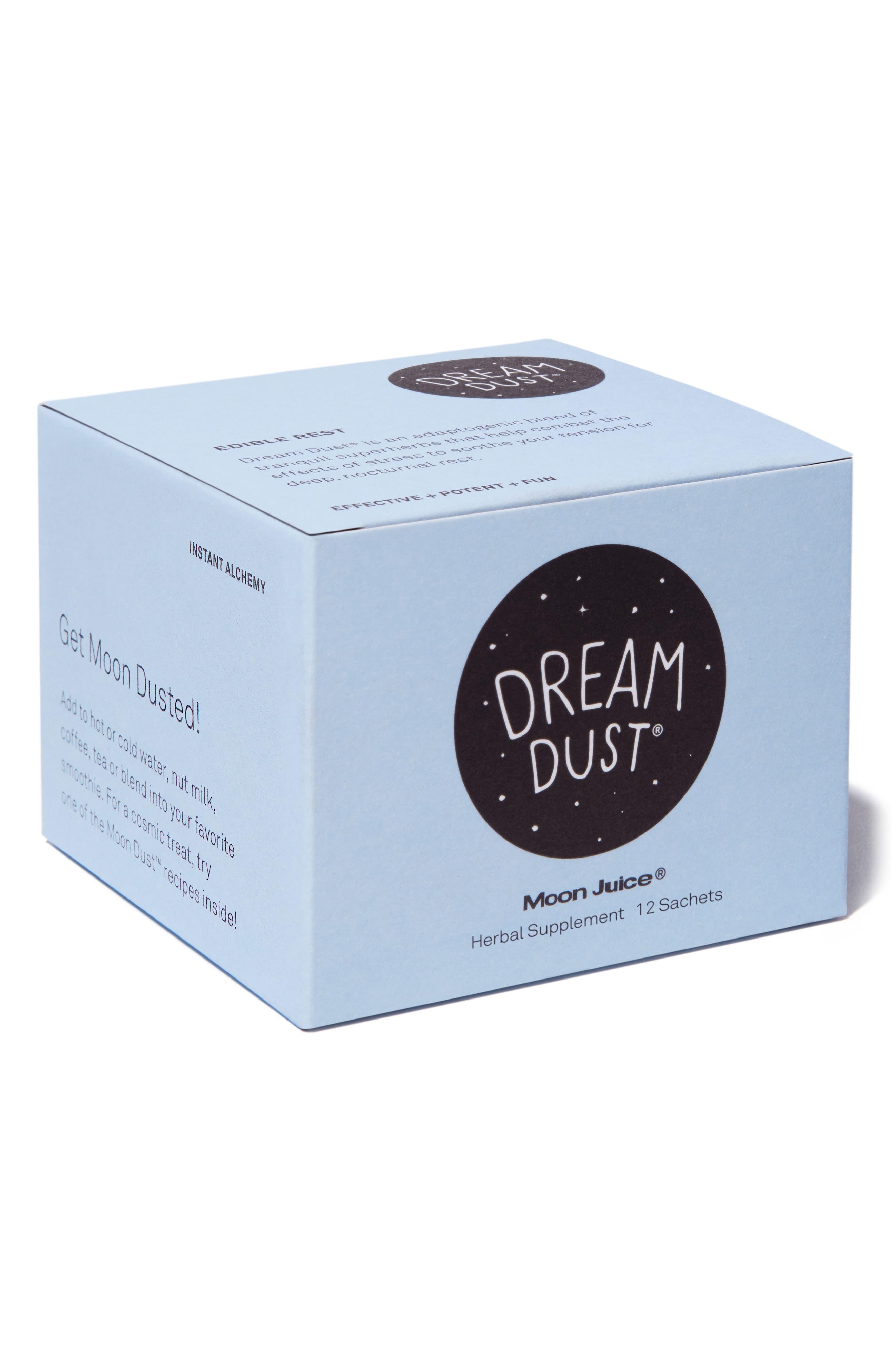 Moon Juice Dream Dust® 12-Pack Sachet Box