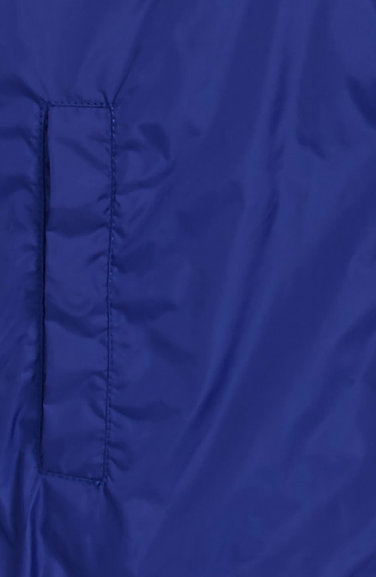 Gradignan Double-Hood Jacket,                             Alternate thumbnail 2, color,                             Blue