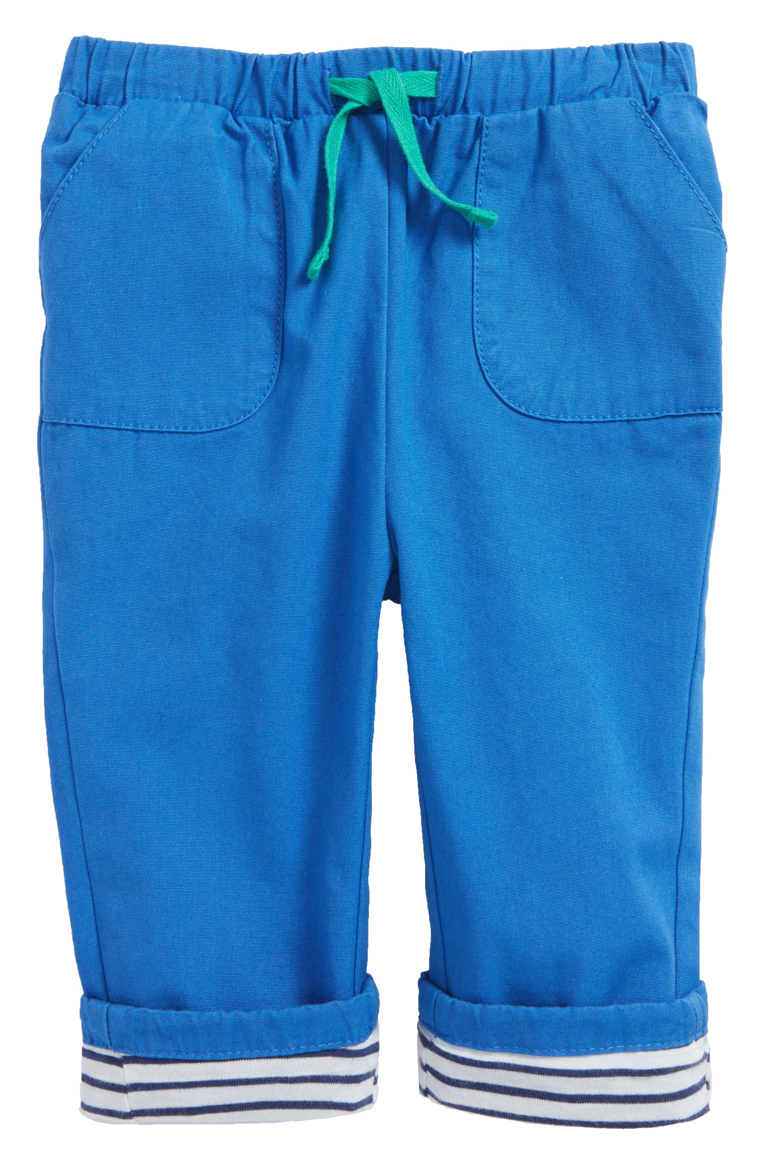 Pull On Pants,                         Main,                         color, Skipper Blue