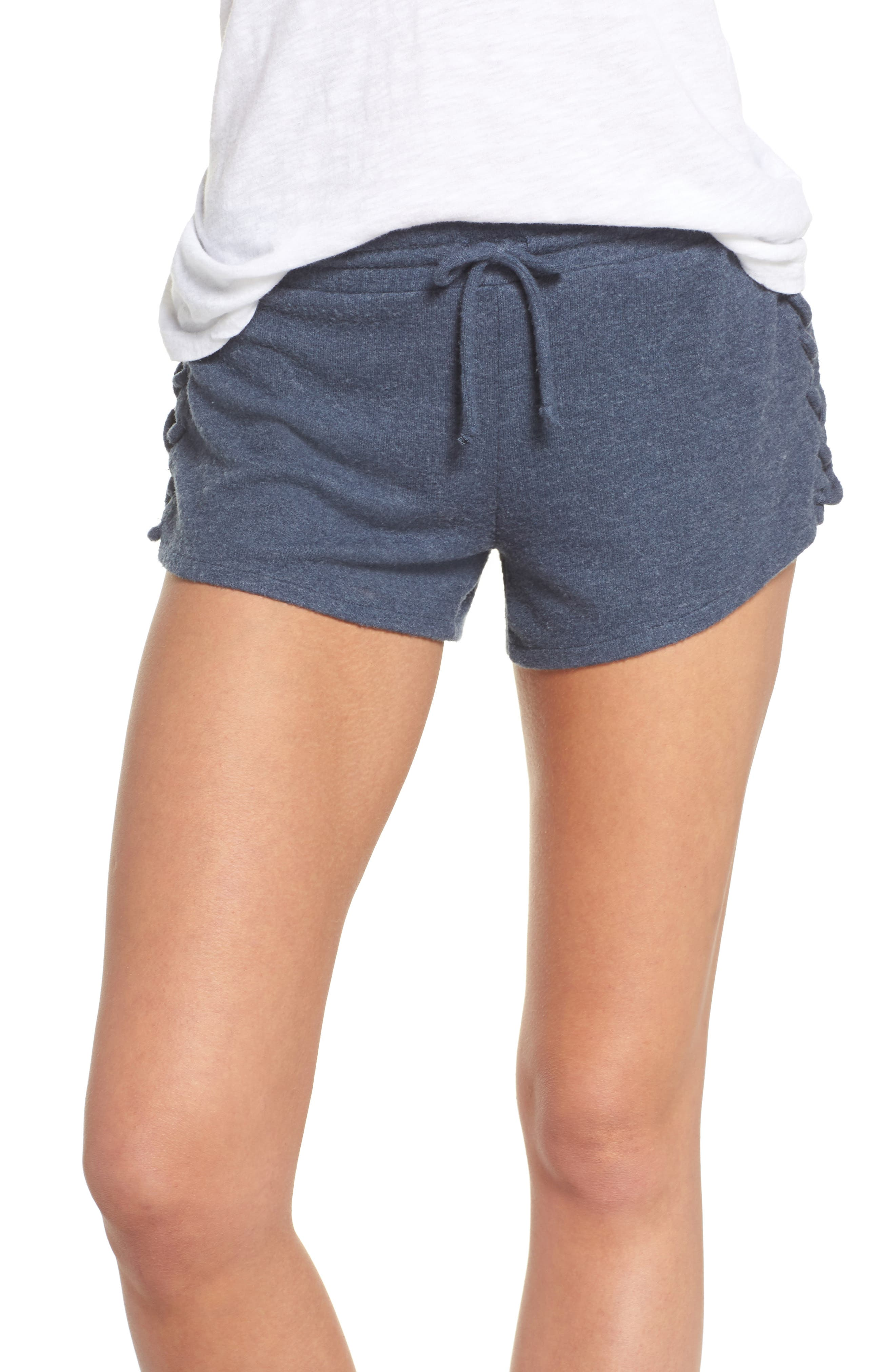 Love Shorts,                             Main thumbnail 1, color,                             Aquarius