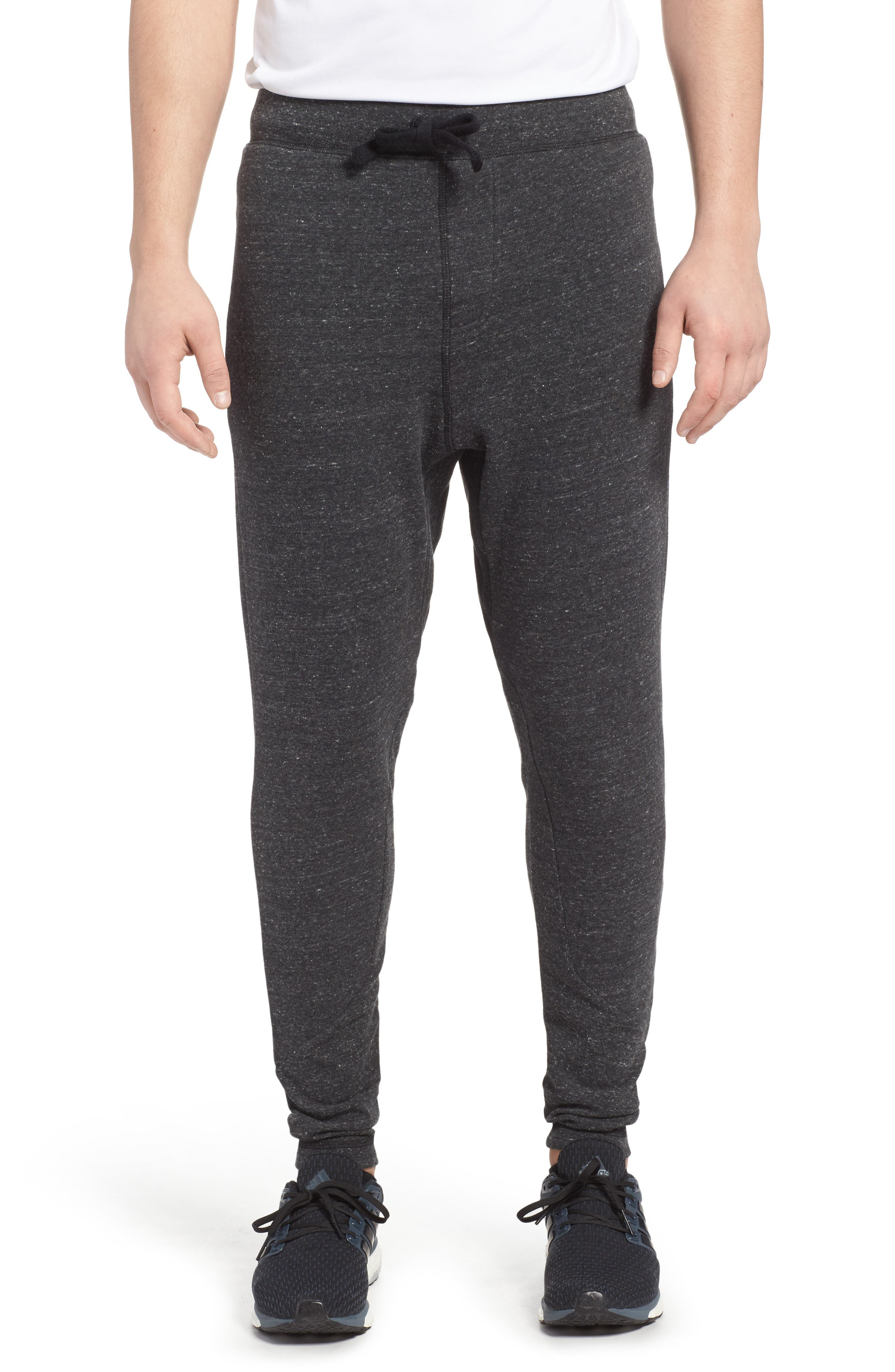 Alternate Image 1 Selected - Alo Zealous Slim Sweatpants