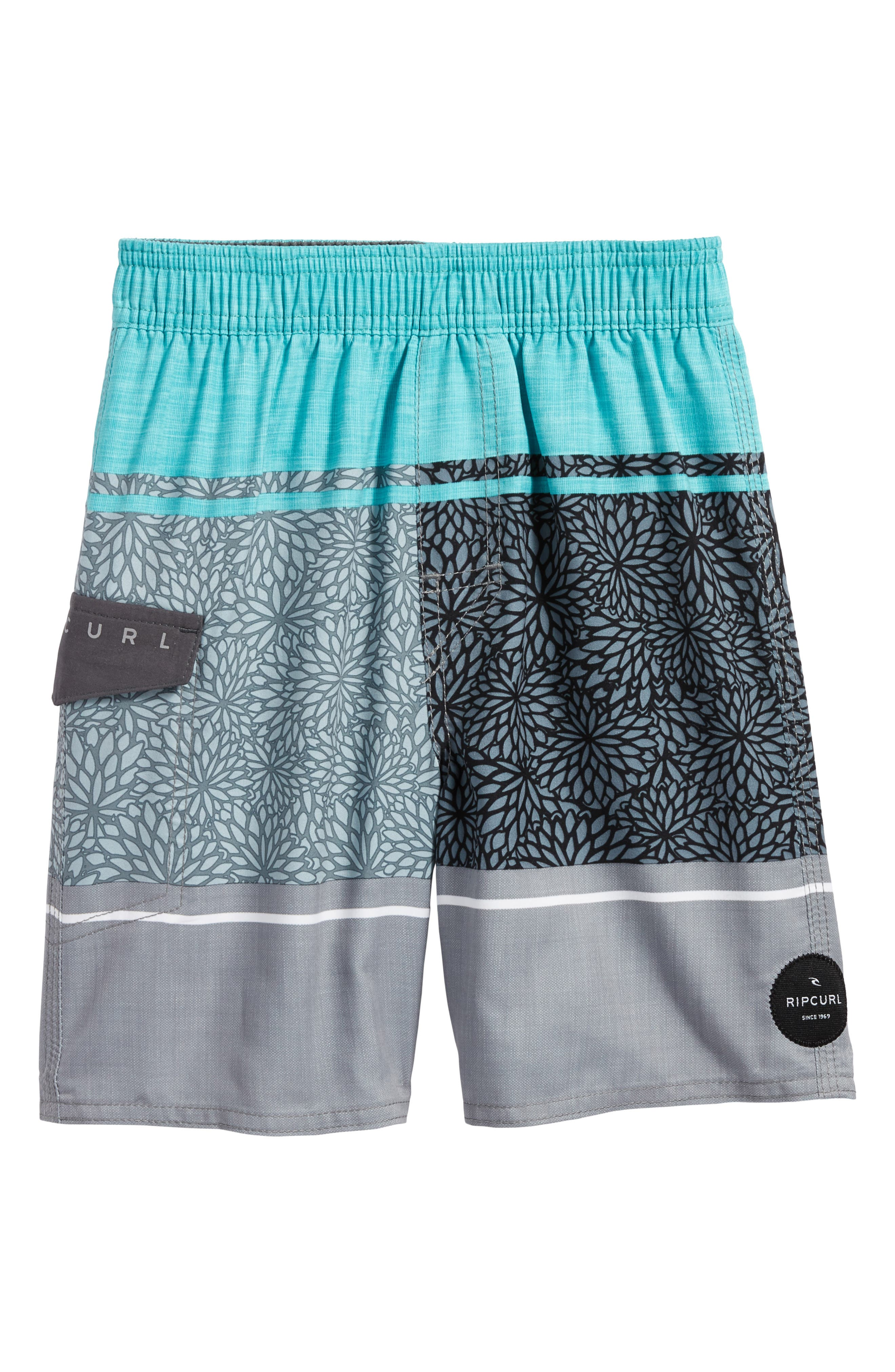 First Point Board Shorts,                         Main,                         color, Black
