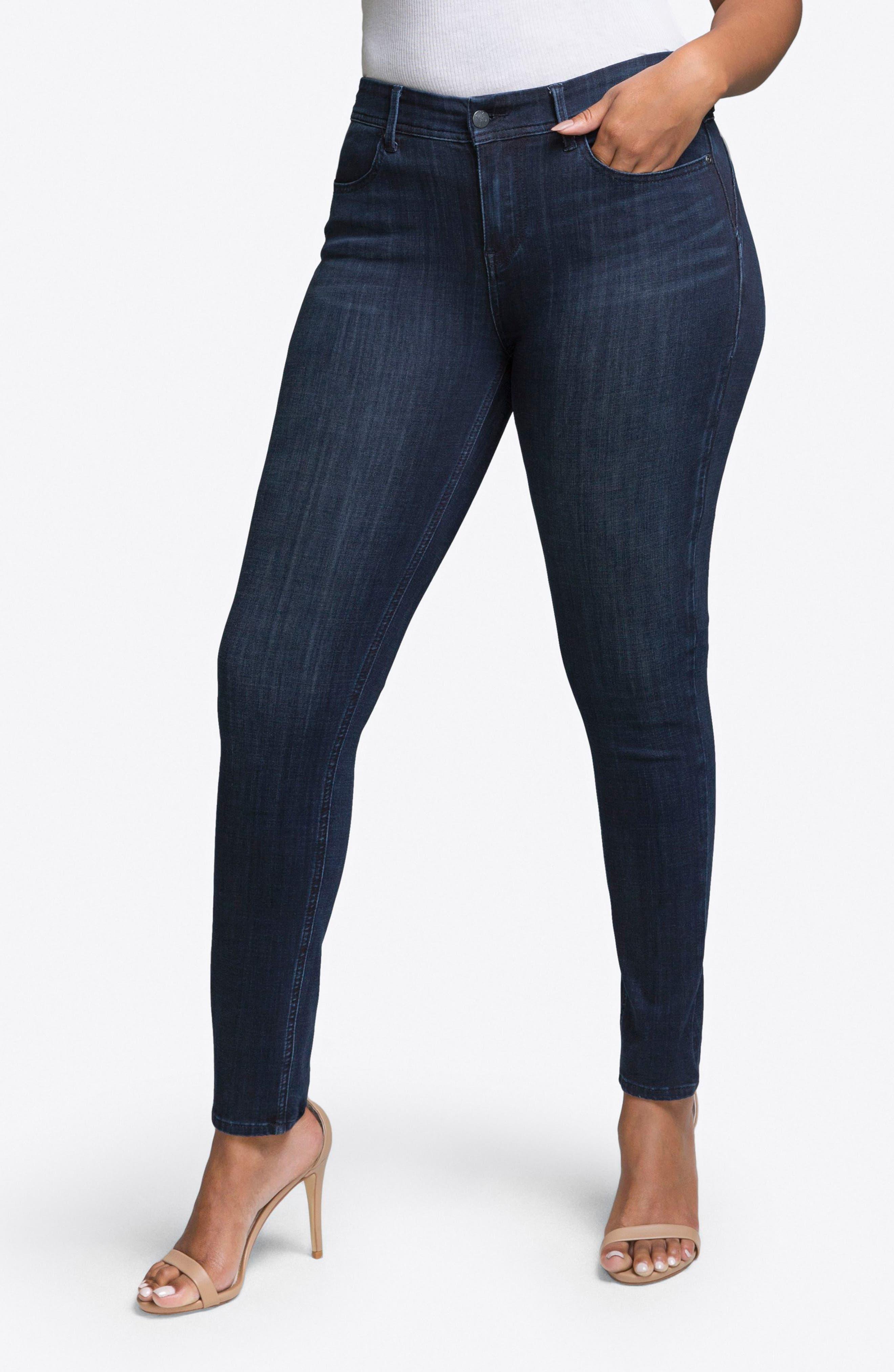 Curves 360 by NYDJ Skinny Jeans (Julius)