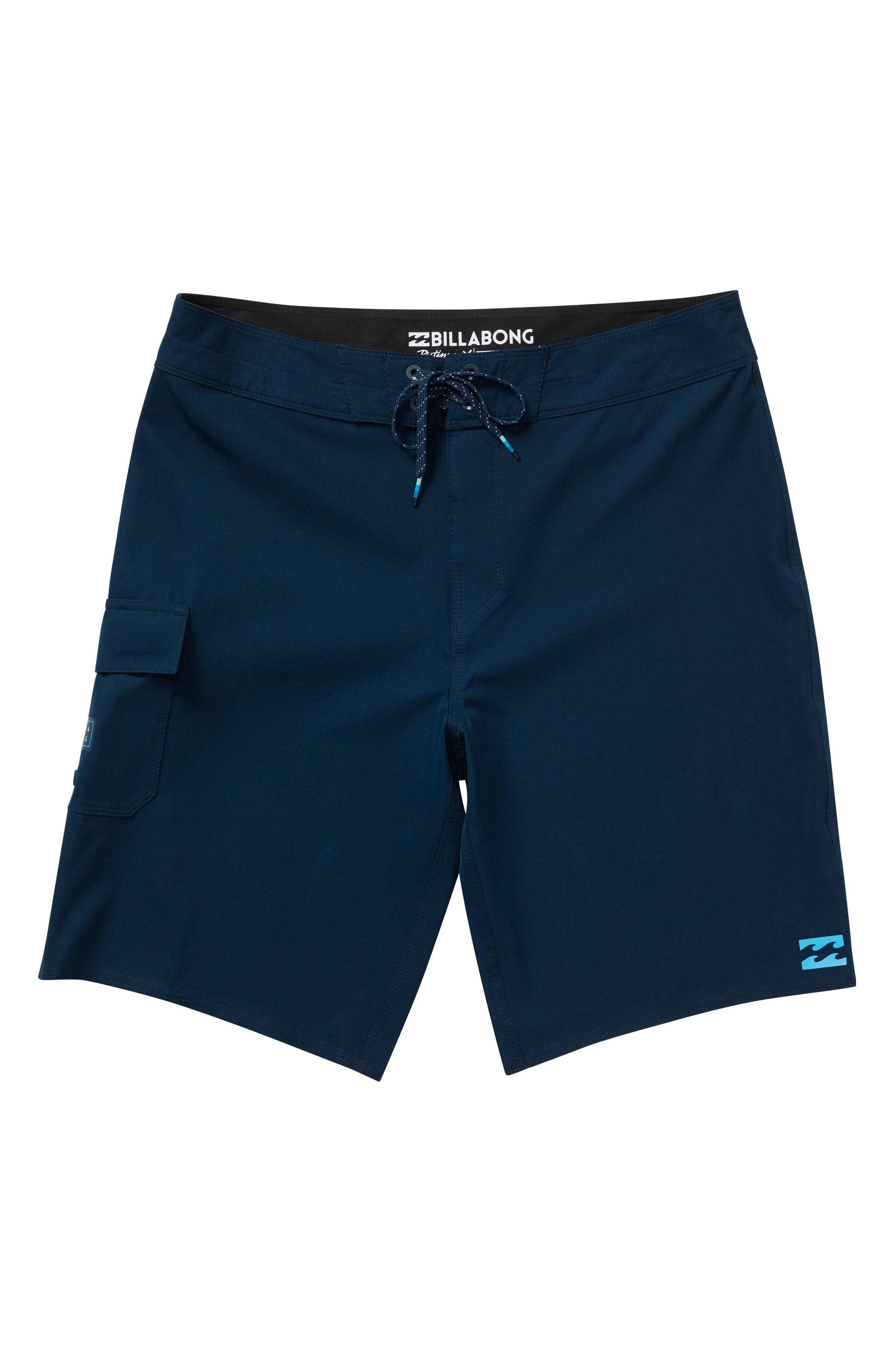 All Day X Board Shorts,                         Main,                         color, Navy