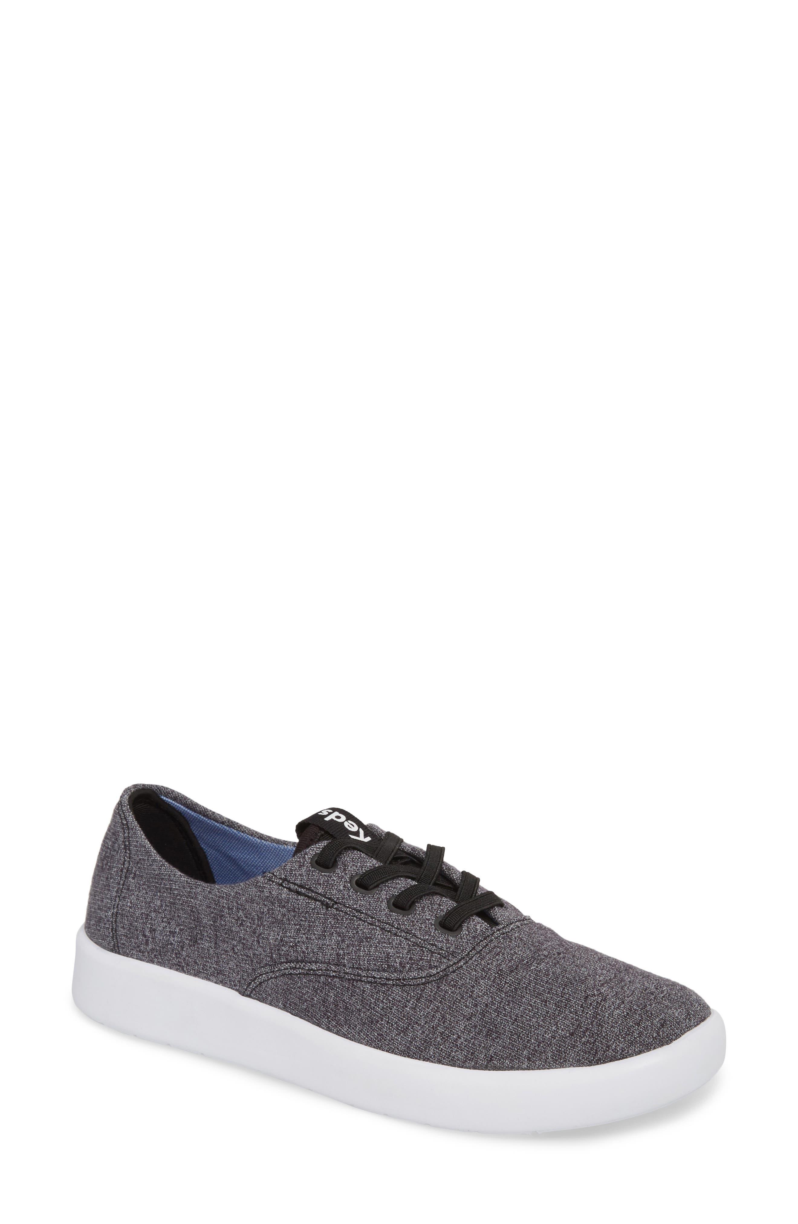 Studio Leap Sneaker,                         Main,                         color, Charcoal