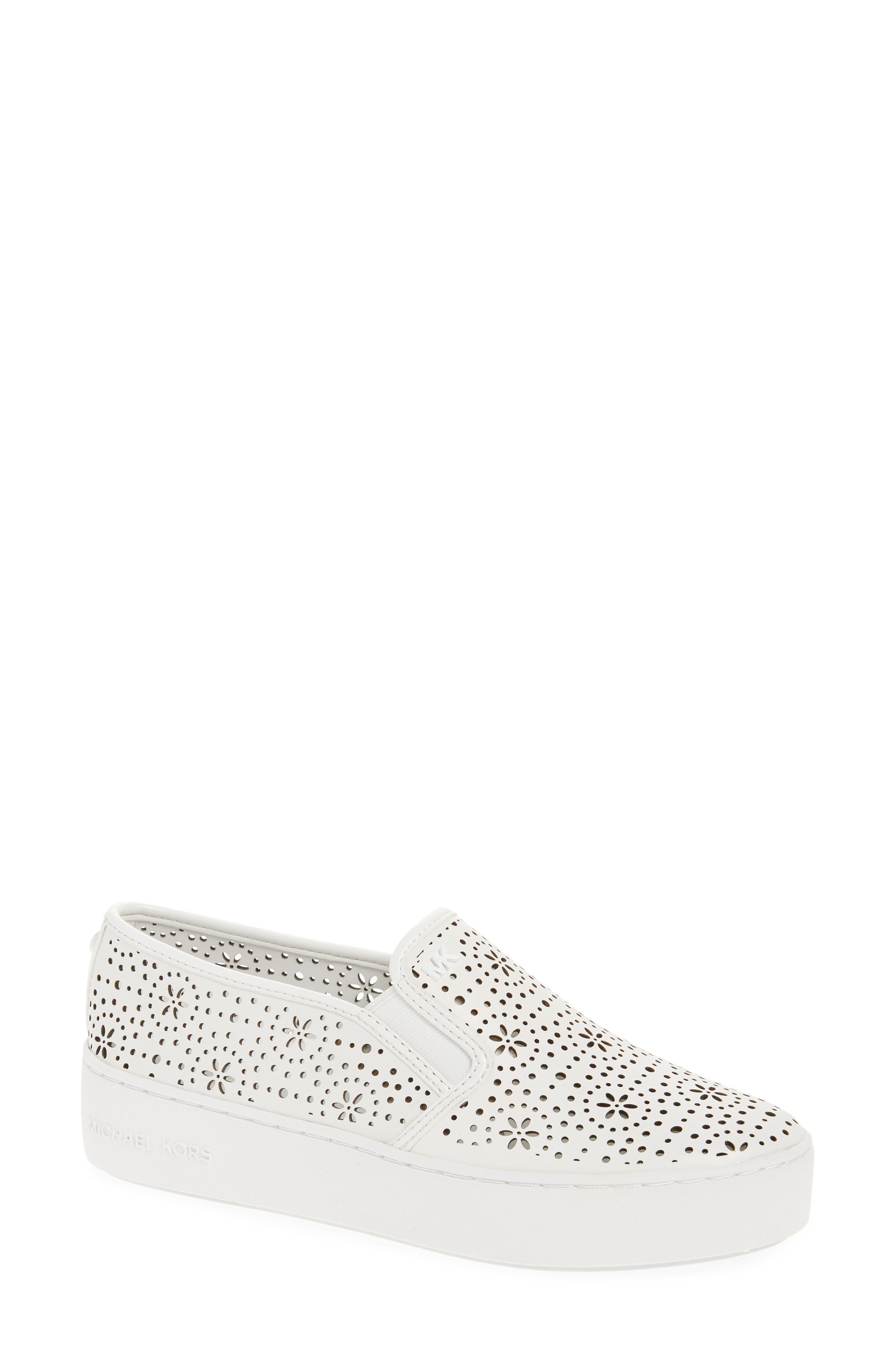 Main Image - MICHAEL Michael Kors Trent Slip-On Sneaker (Women)