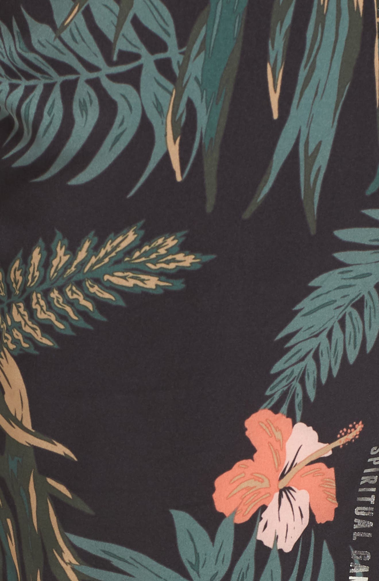 Ignite Shorts,                             Alternate thumbnail 5, color,                             Floral/ Multi