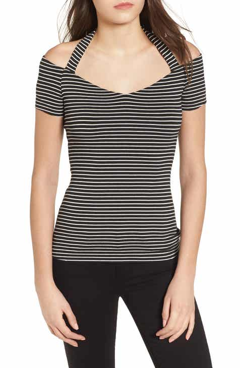 Bailey 44 Kiss   Tell Cold Shoulder Top 1f45ccfe1