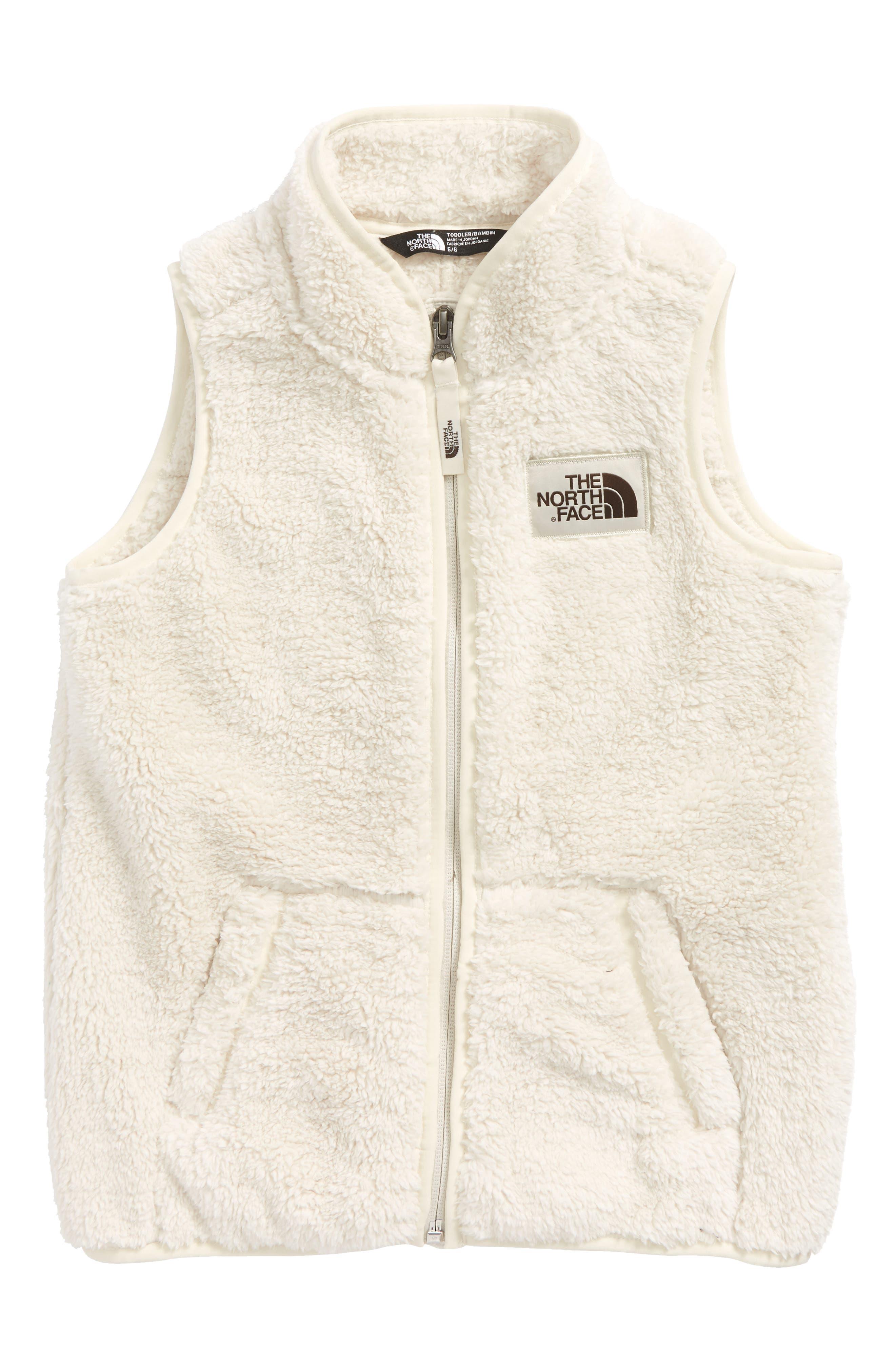Campshire Vest,                             Main thumbnail 1, color,                             Vintage White