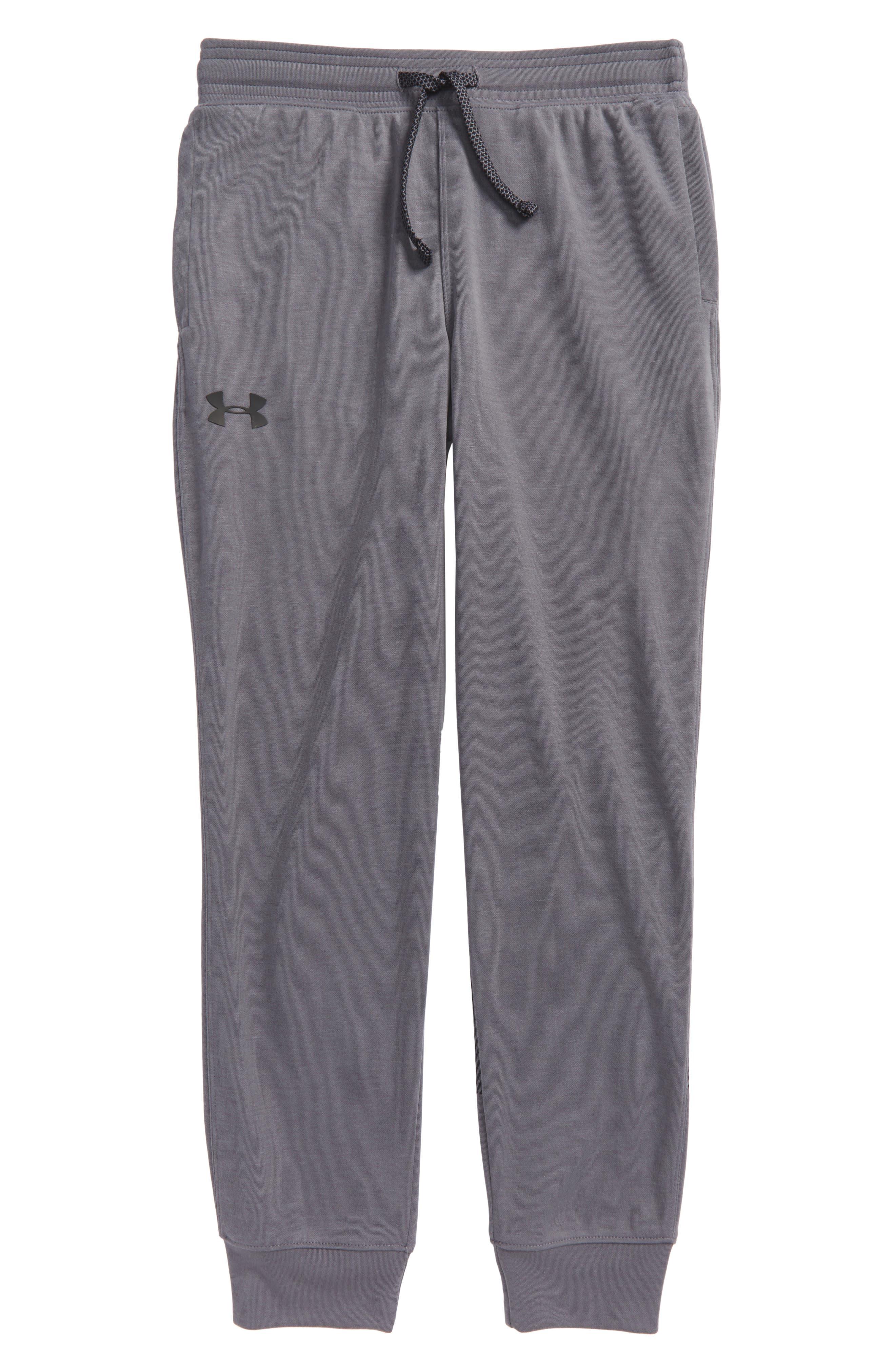 Threadborne Tech Sweatpants,                         Main,                         color, Graphite/ Black