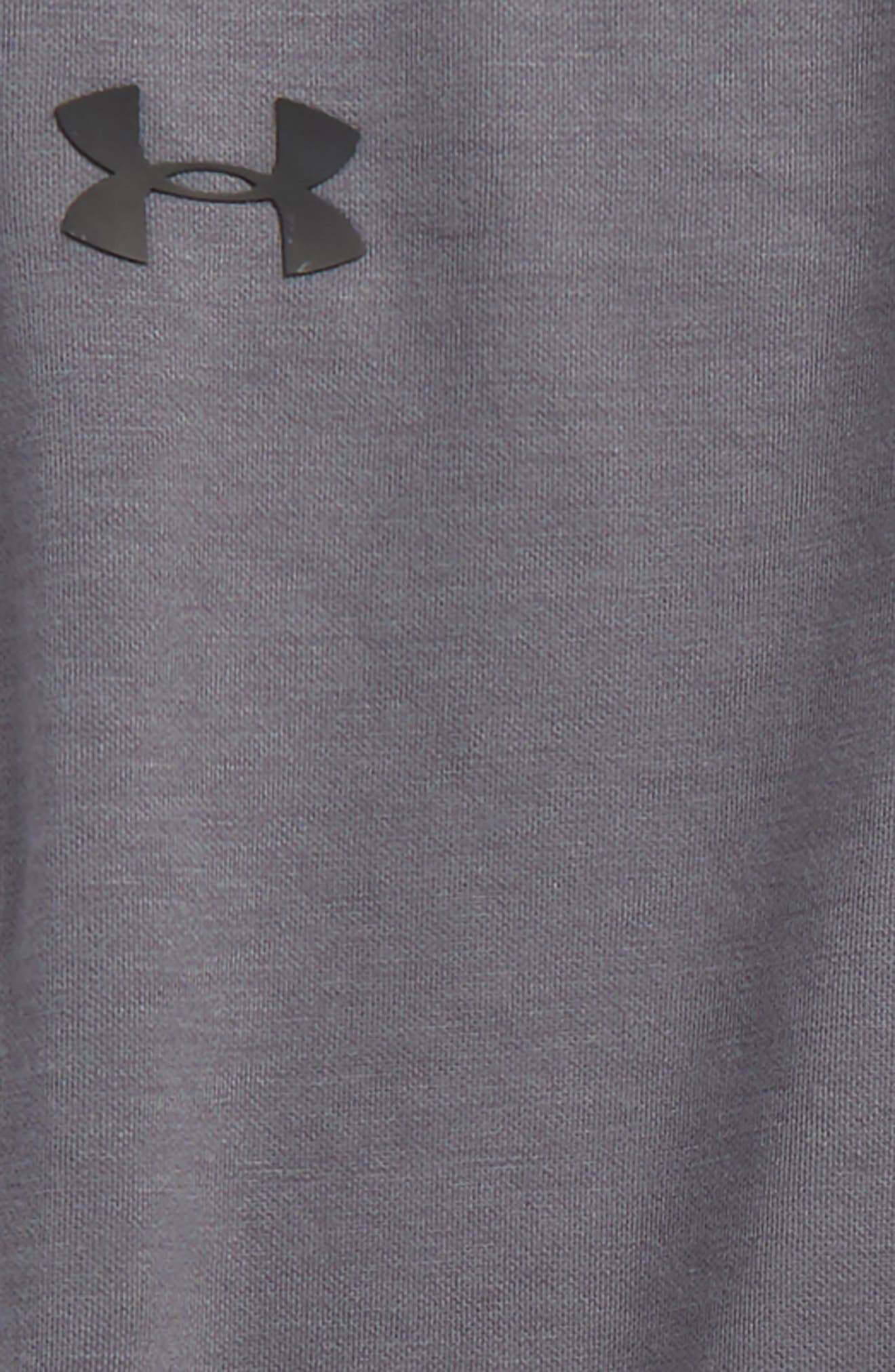 Threadborne Tech Sweatpants,                             Alternate thumbnail 3, color,                             Graphite/ Black