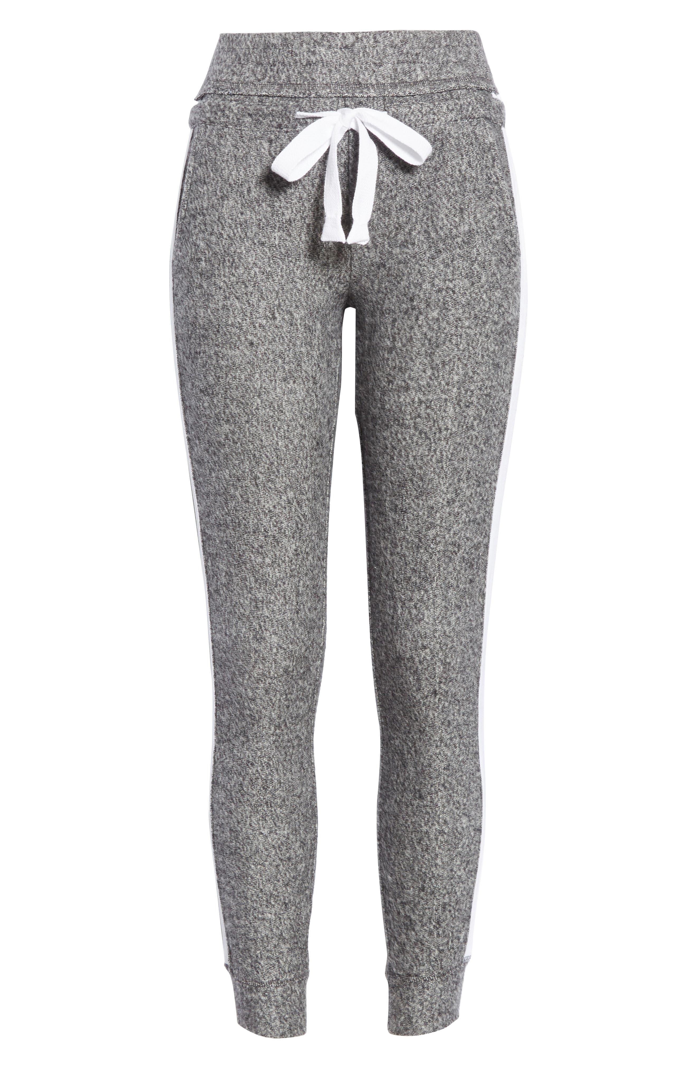 Fleece Sweatpants,                             Alternate thumbnail 6, color,                             Grey