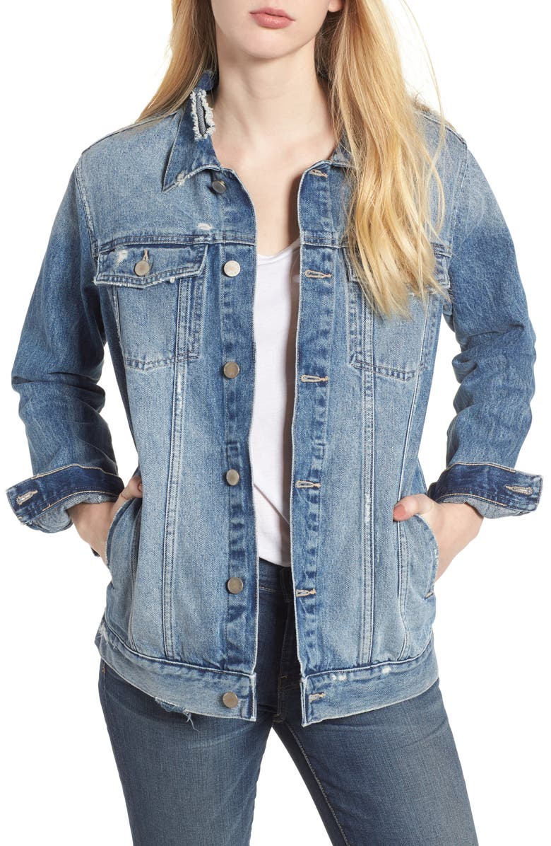 Clyde Denim Trucker Jacket