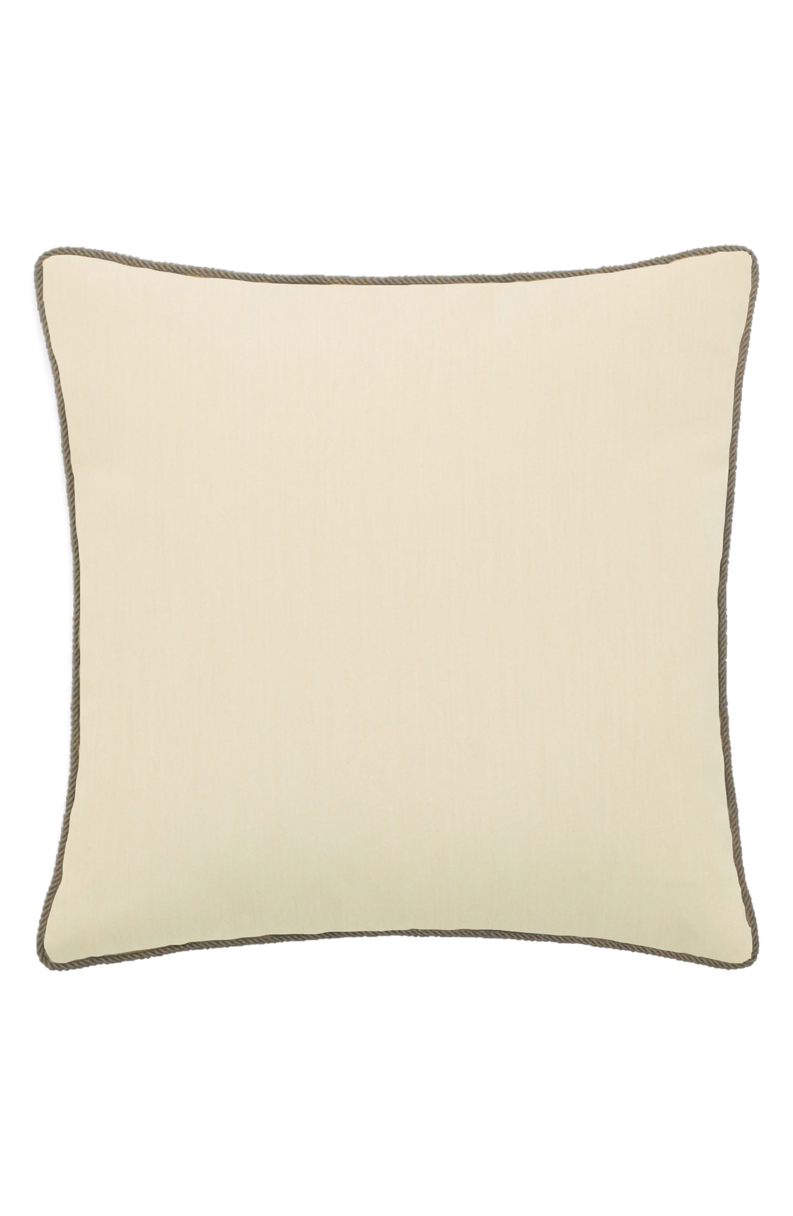 Jeweled Sedona Sun Indoor/Outdoor Accent Pillow,                             Alternate thumbnail 2, color,                             Gold/ Grey