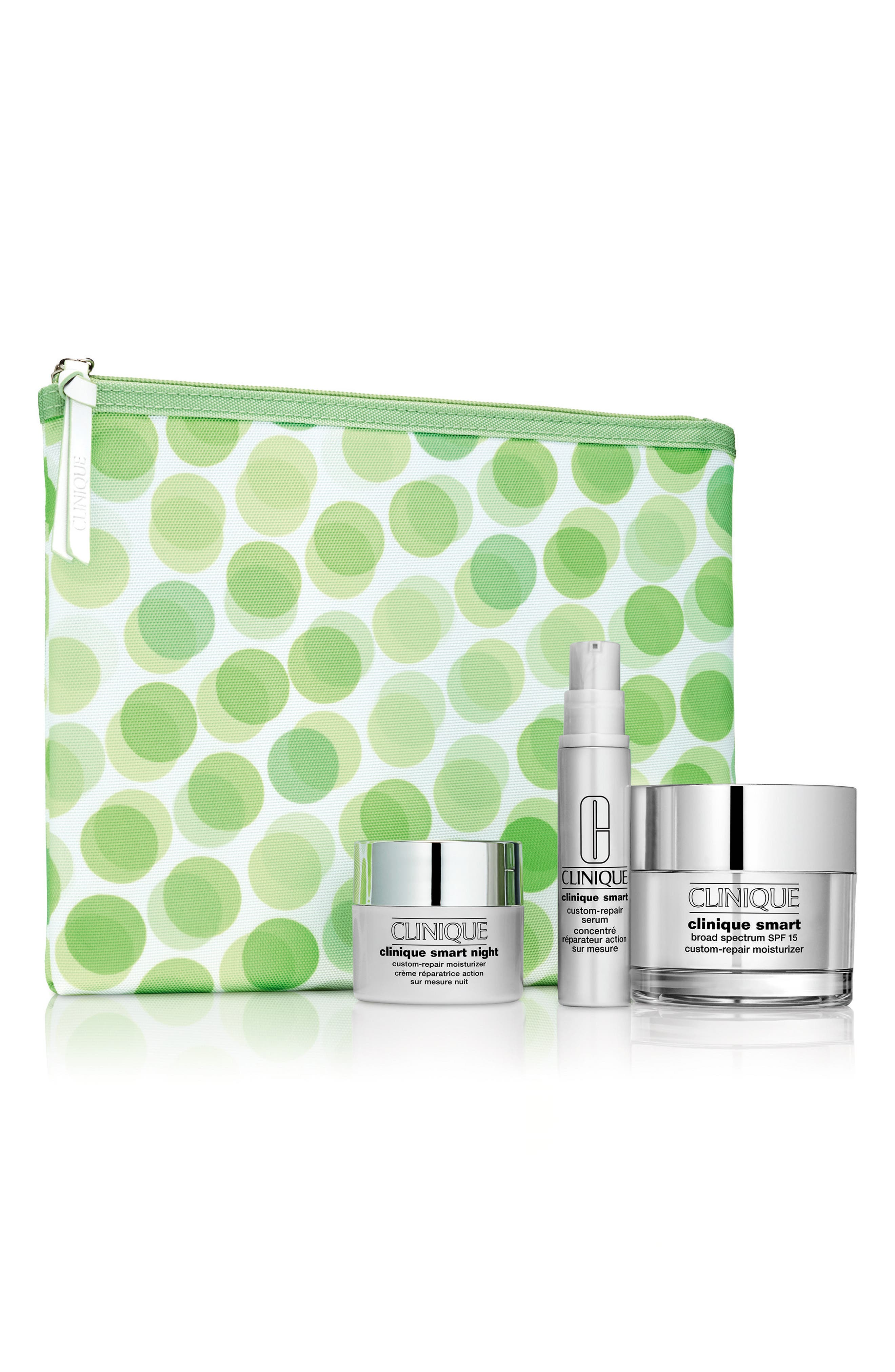 Alternate Image 1 Selected - Clinique Smart & Smooth Set ($93 Value)