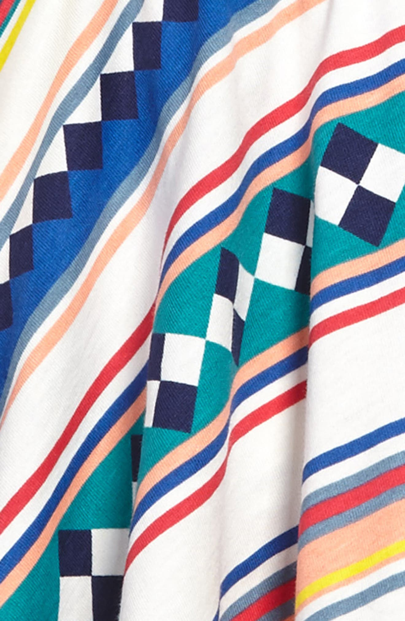 Alternate Image 2  - Tea Collection Stripe Dress (Toddler Girls, Little Girls & Big Girls)