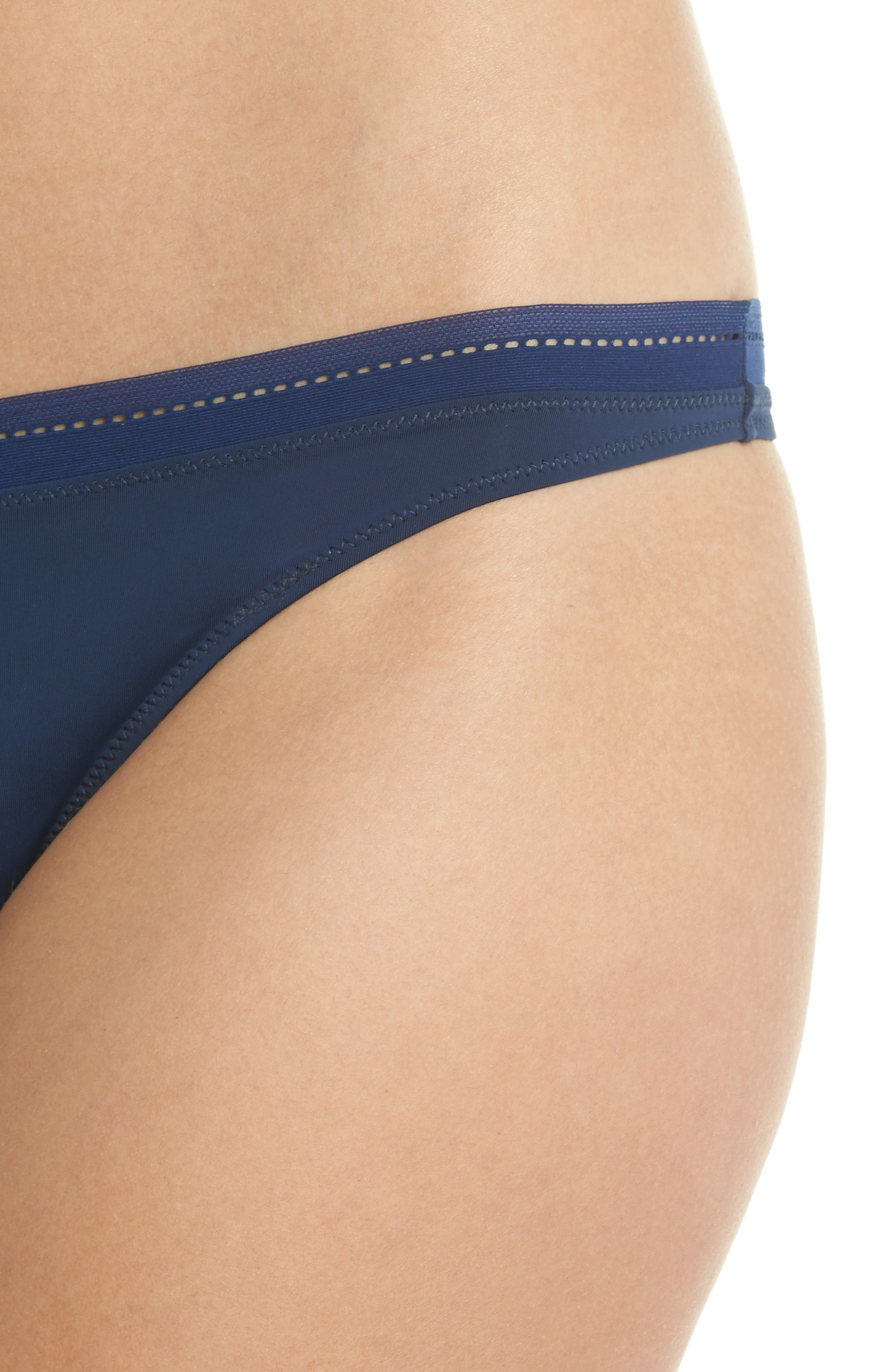 Alternate Image 4  - Free People Intimately FP Truth or Dare Thong